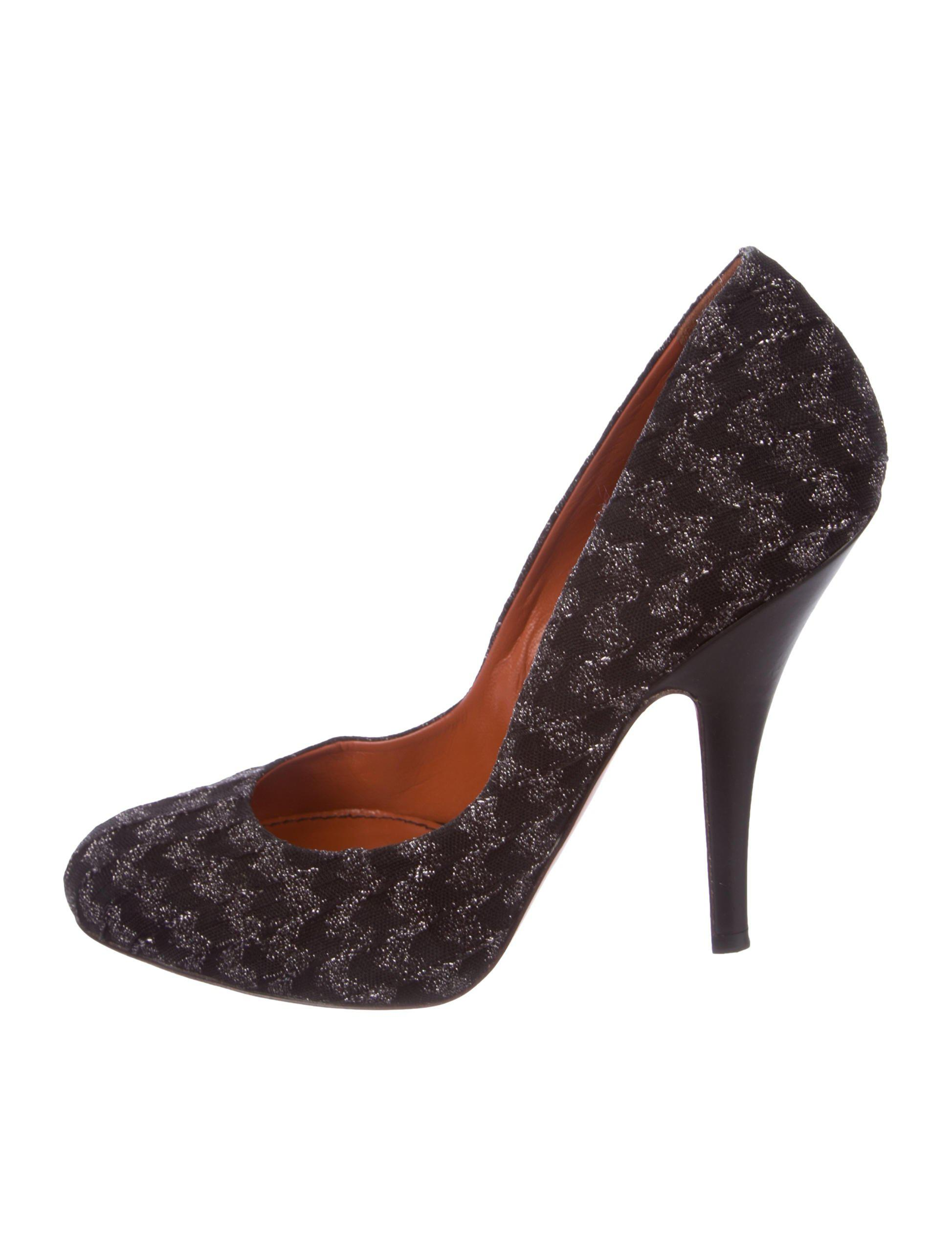 Missoni Round-Toe Woven Pumps free shipping big sale top quality for sale cheap sale pay with visa sale choice discount professional LzqQeRuw