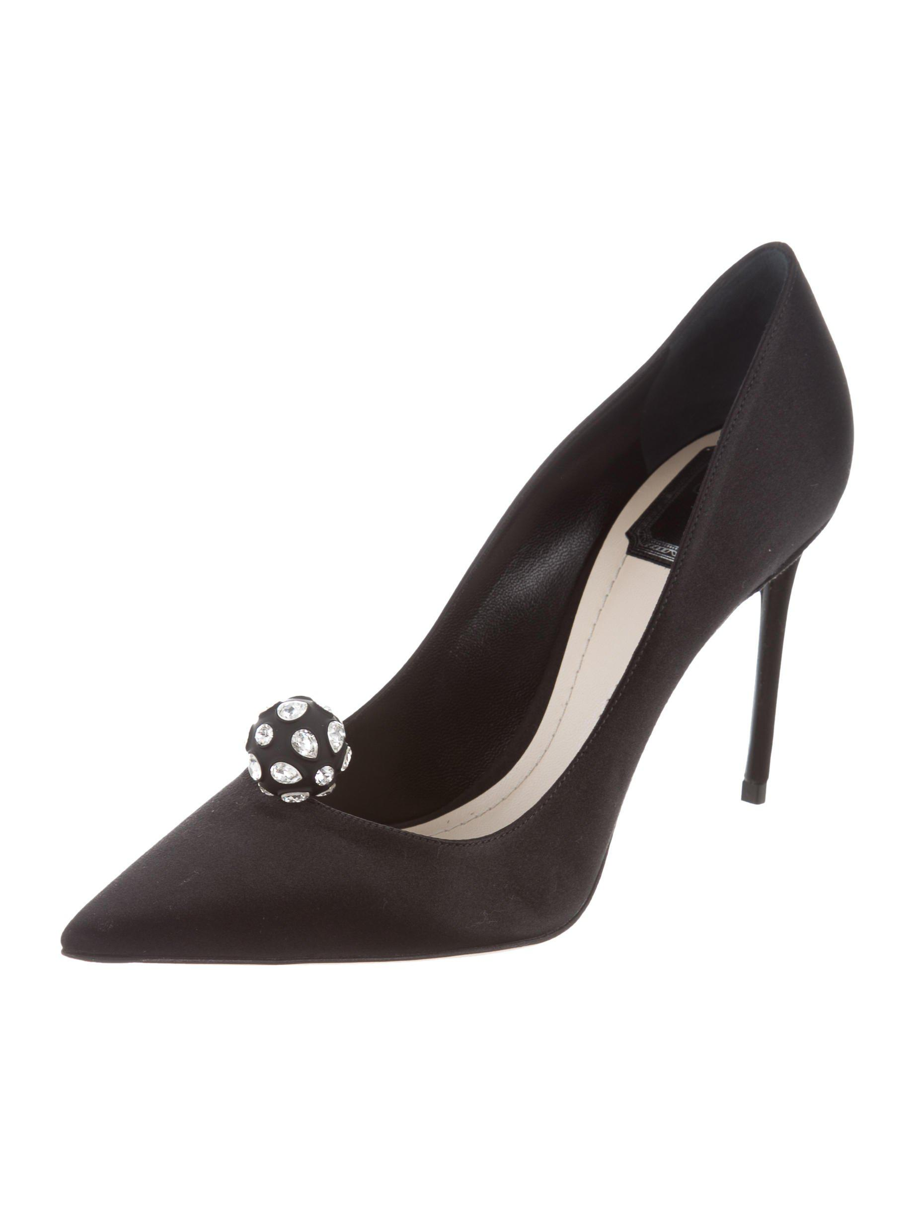 quality free shipping 2014 unisex sale online Christian Dior Felt Cap-Toe Pumps cheap sale really discounts xmKfy