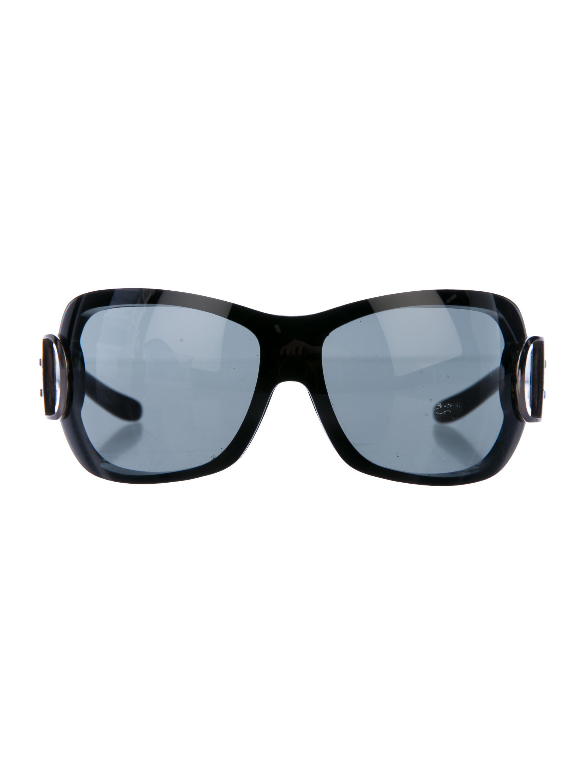 06017267e9d9e Lyst - Dior Airspeed 2 Shield Sunglasses in Black
