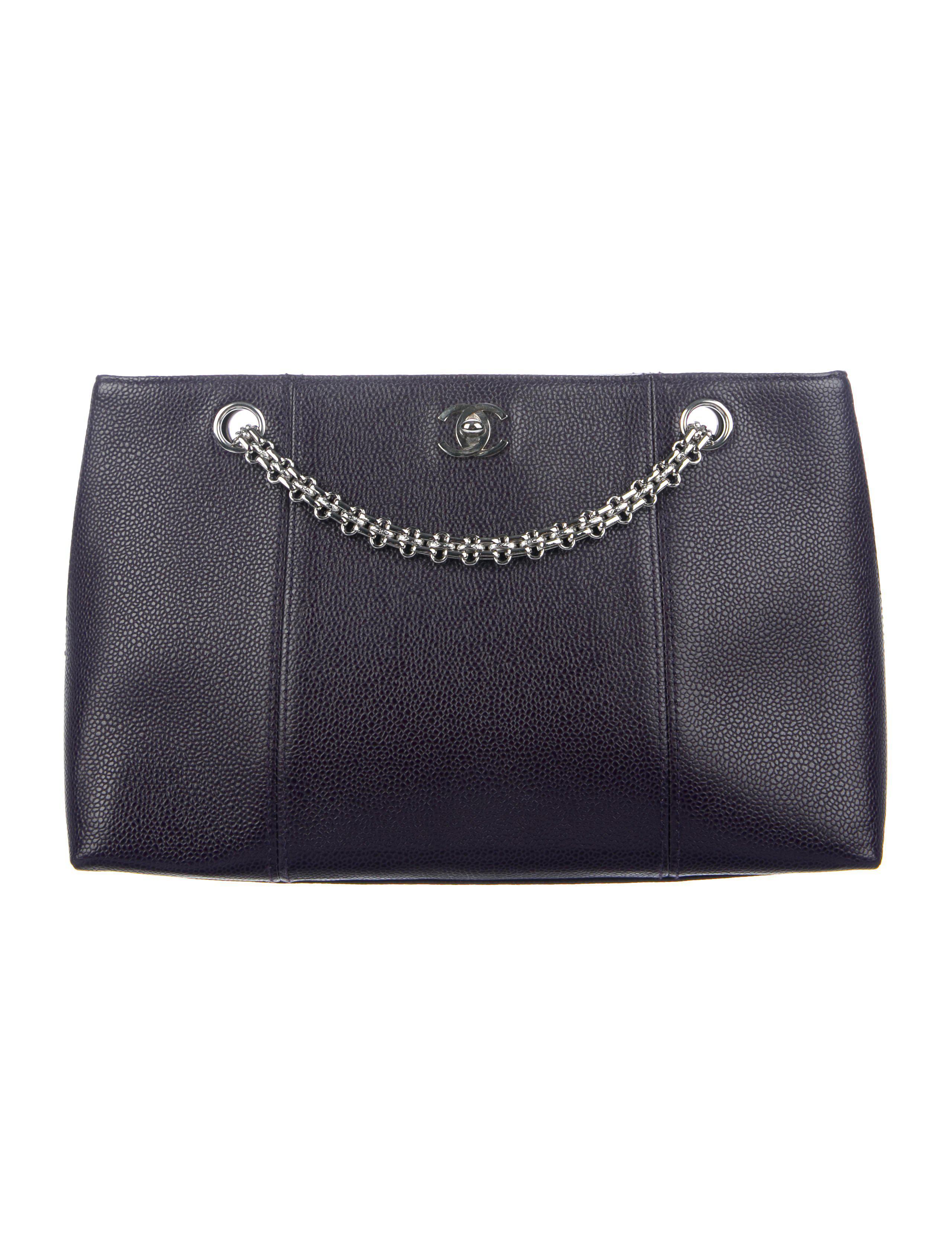 c77327ea7629 Lyst - Chanel Reissue Chain Shoulder Bag Purple in Metallic