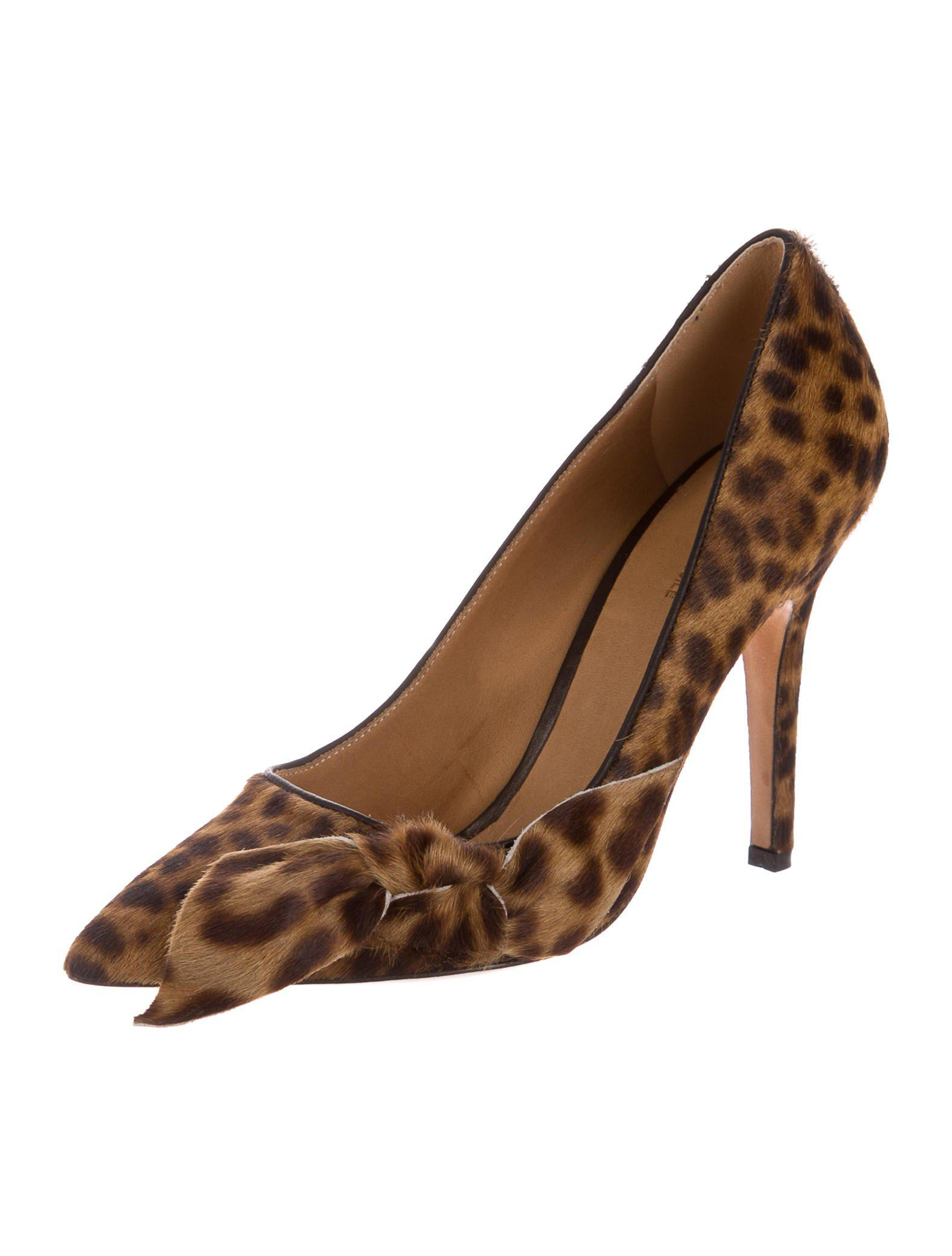 buy sale online Inexpensive Étoile Isabel Marant Ponyhair Pointed-Toe Pumps low shipping fee cheap price outlet countdown package cheap sale eastbay 12KhPNt8p