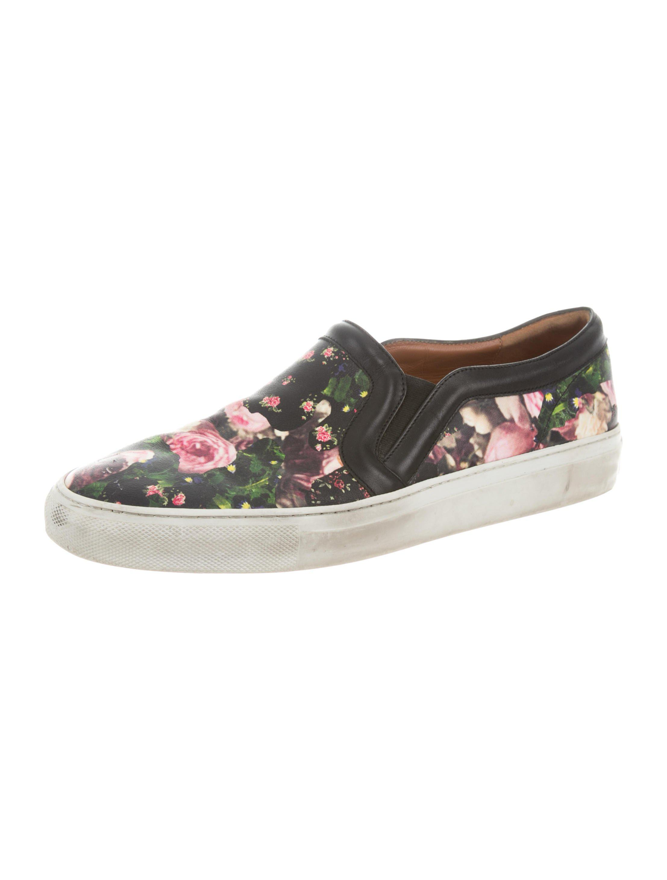 cheap free shipping Givenchy Roses Camouflage Slip-On Sneakers outlet locations sale online r38d7