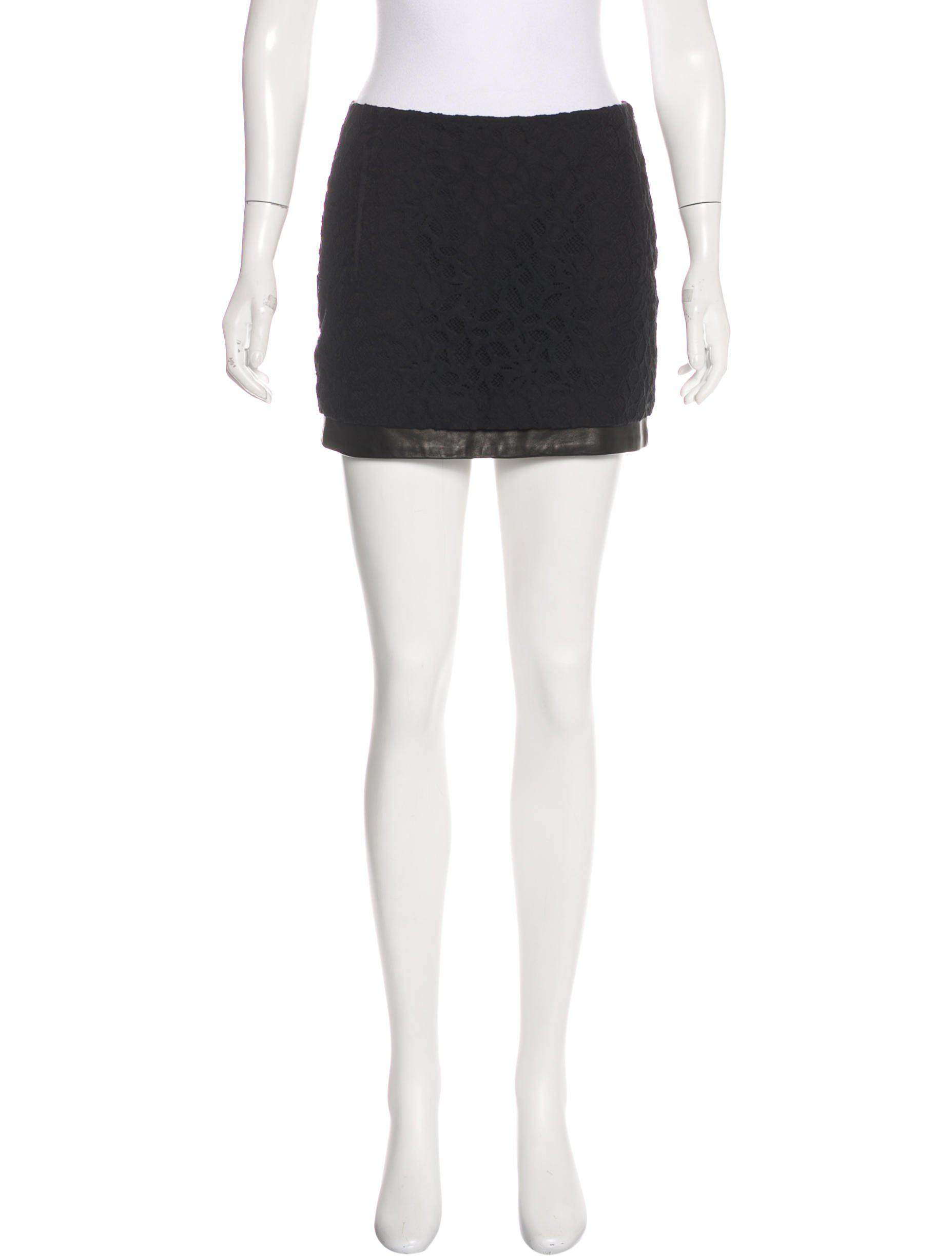 Diane von Furstenberg Elley Lace Skirt Inexpensive Cheap Price Outlet New Styles 2018 New For Sale KoS9s
