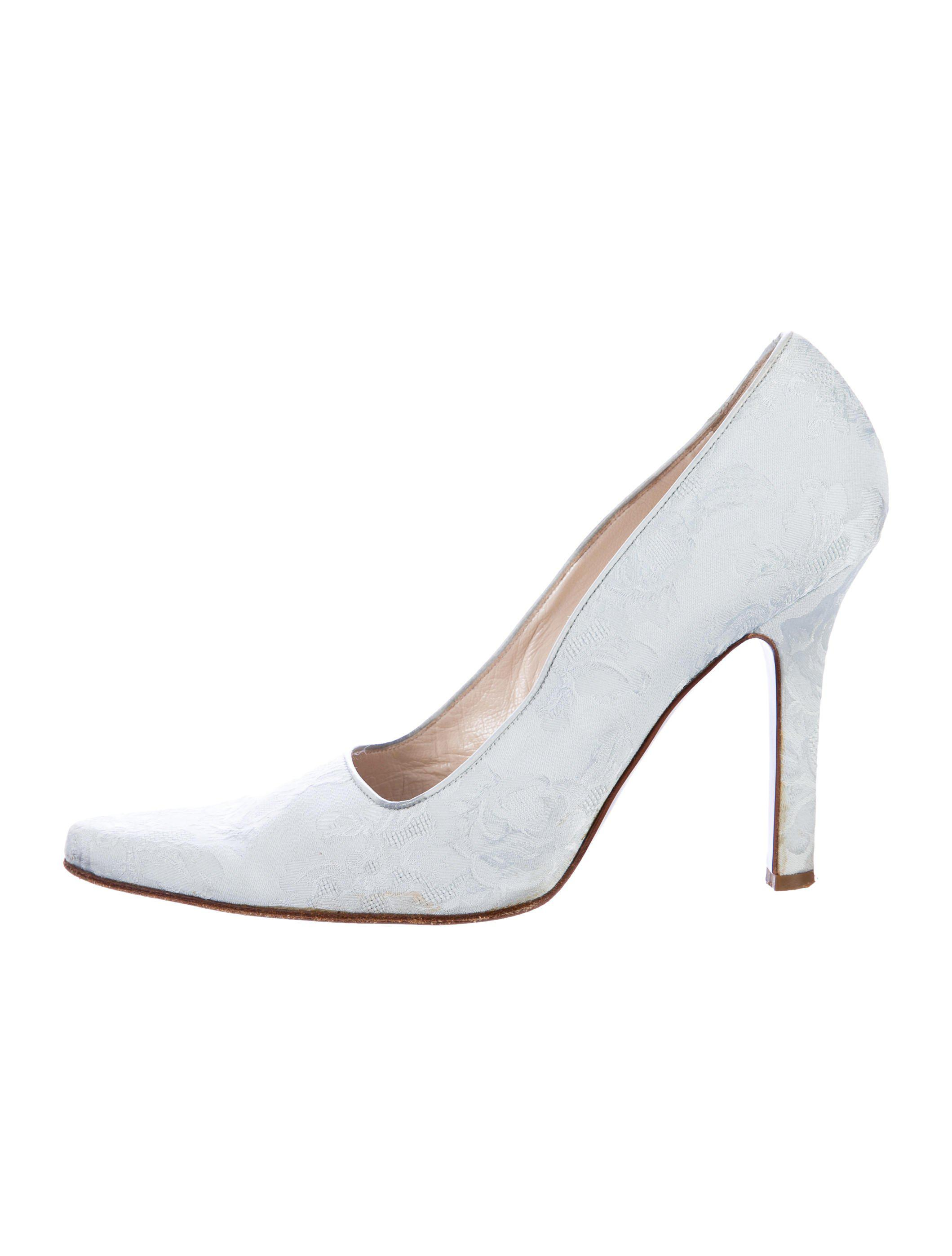 limited edition online Christian Dior Jacquard Pointed-Toe Pumps with mastercard for sale clearance authentic wKk2pdyH