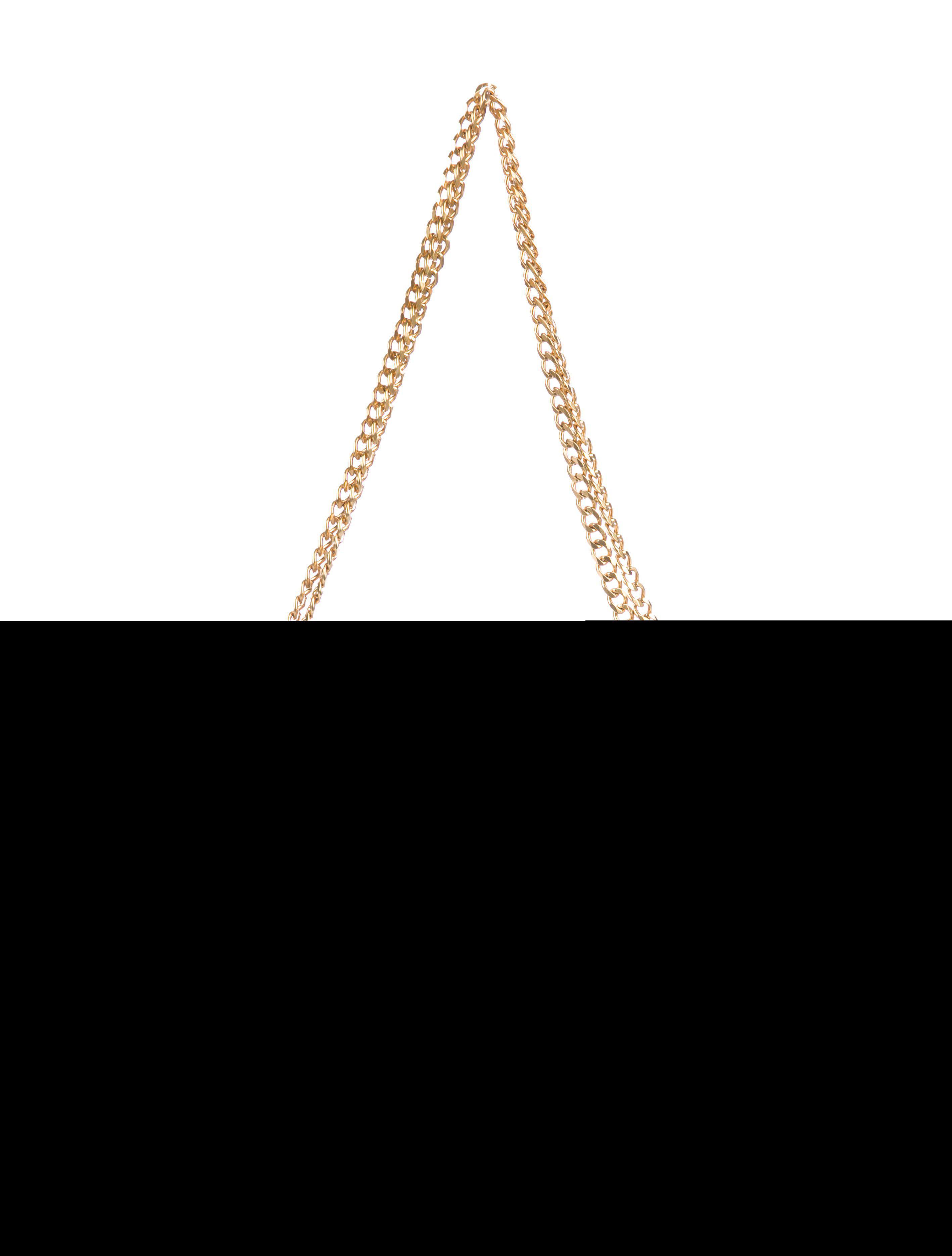 800250aba55 Tory Burch. Women s Metallic Duet Chain Convertible Shoulder Bag Magenta
