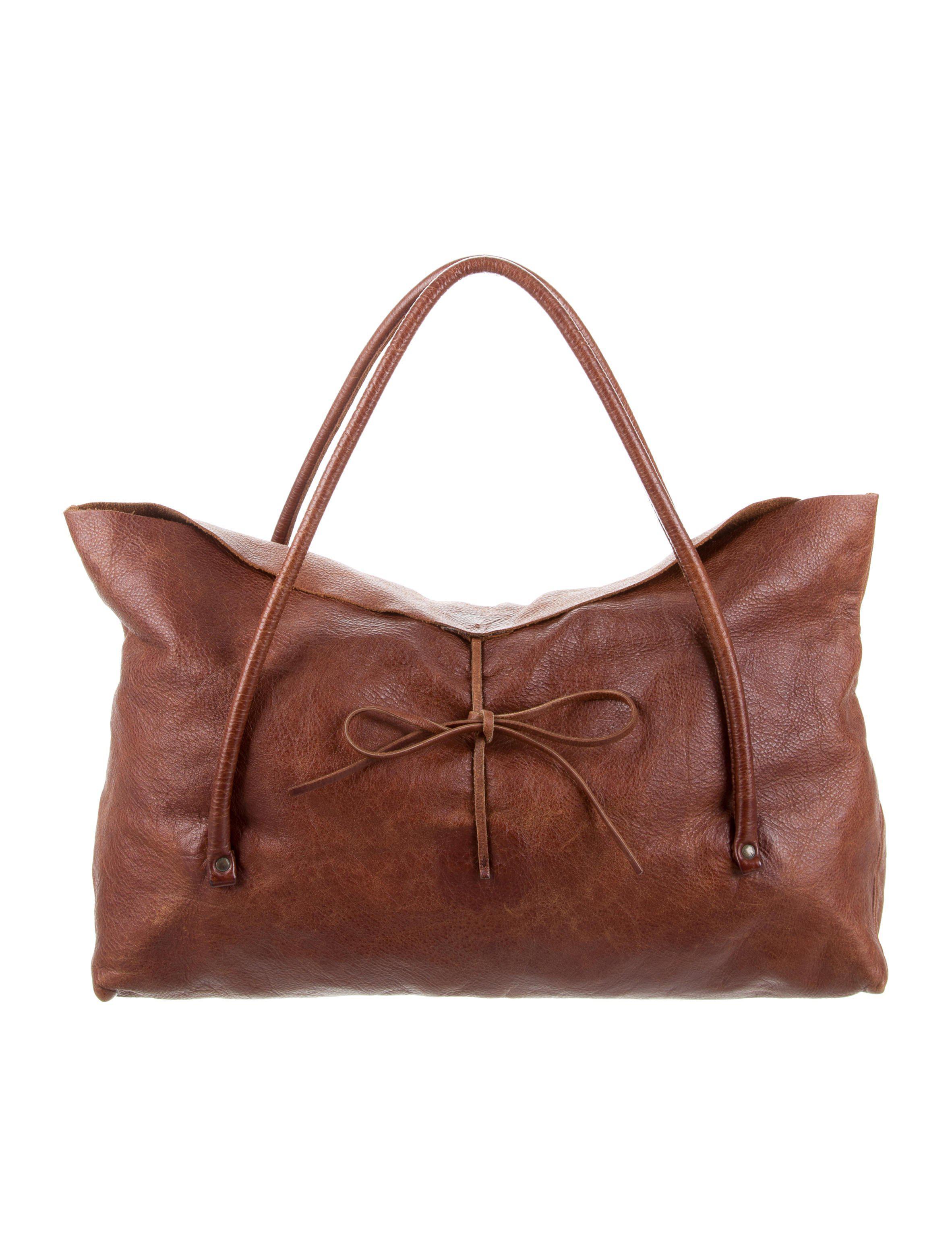 59e58e101a0 Lyst - Miu Miu Miu Distressed Leather Flap Bag Cognac in Metallic