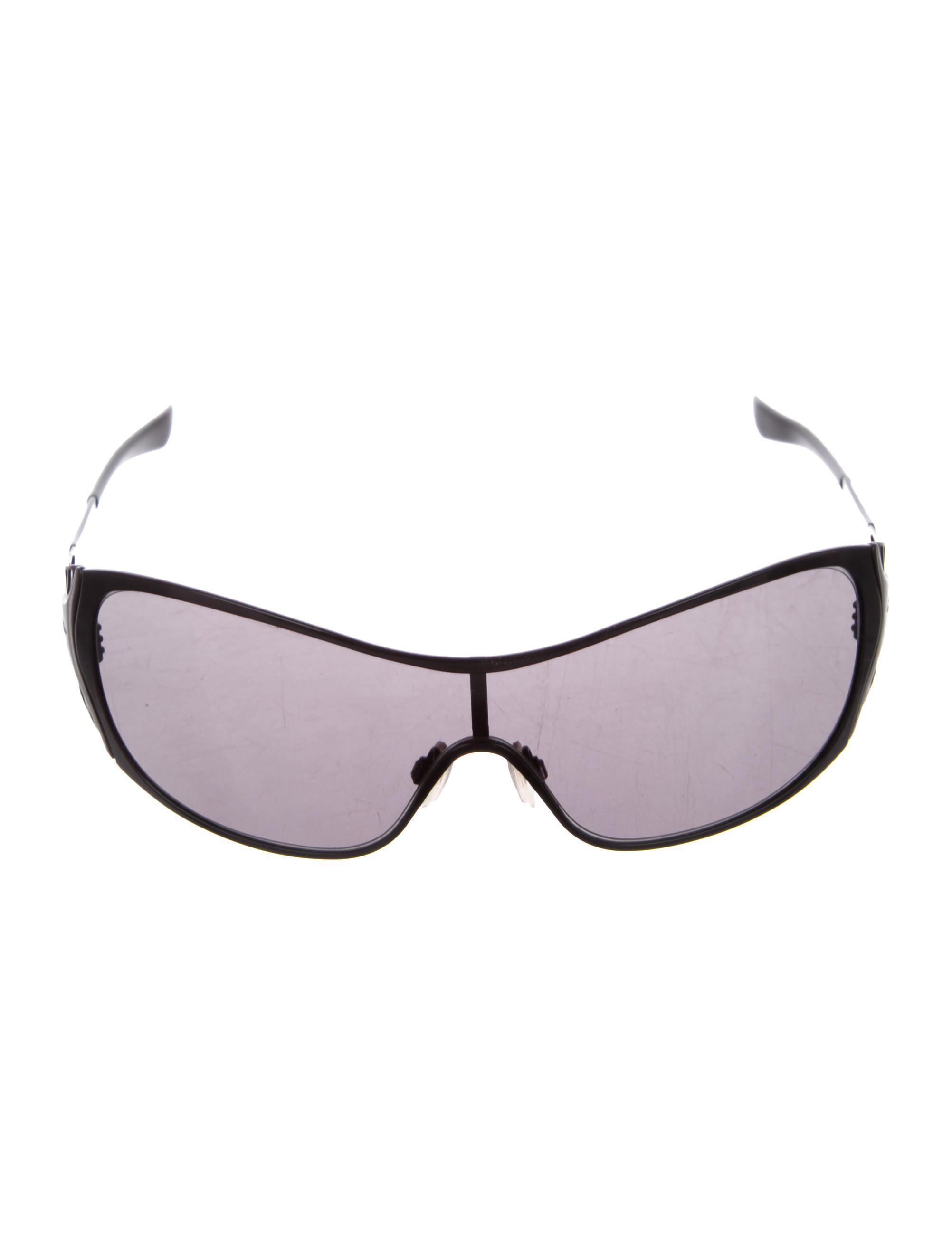 37e18070a1e76 ... best price oakley. womens black liv shield sunglasses cbece 1e96f