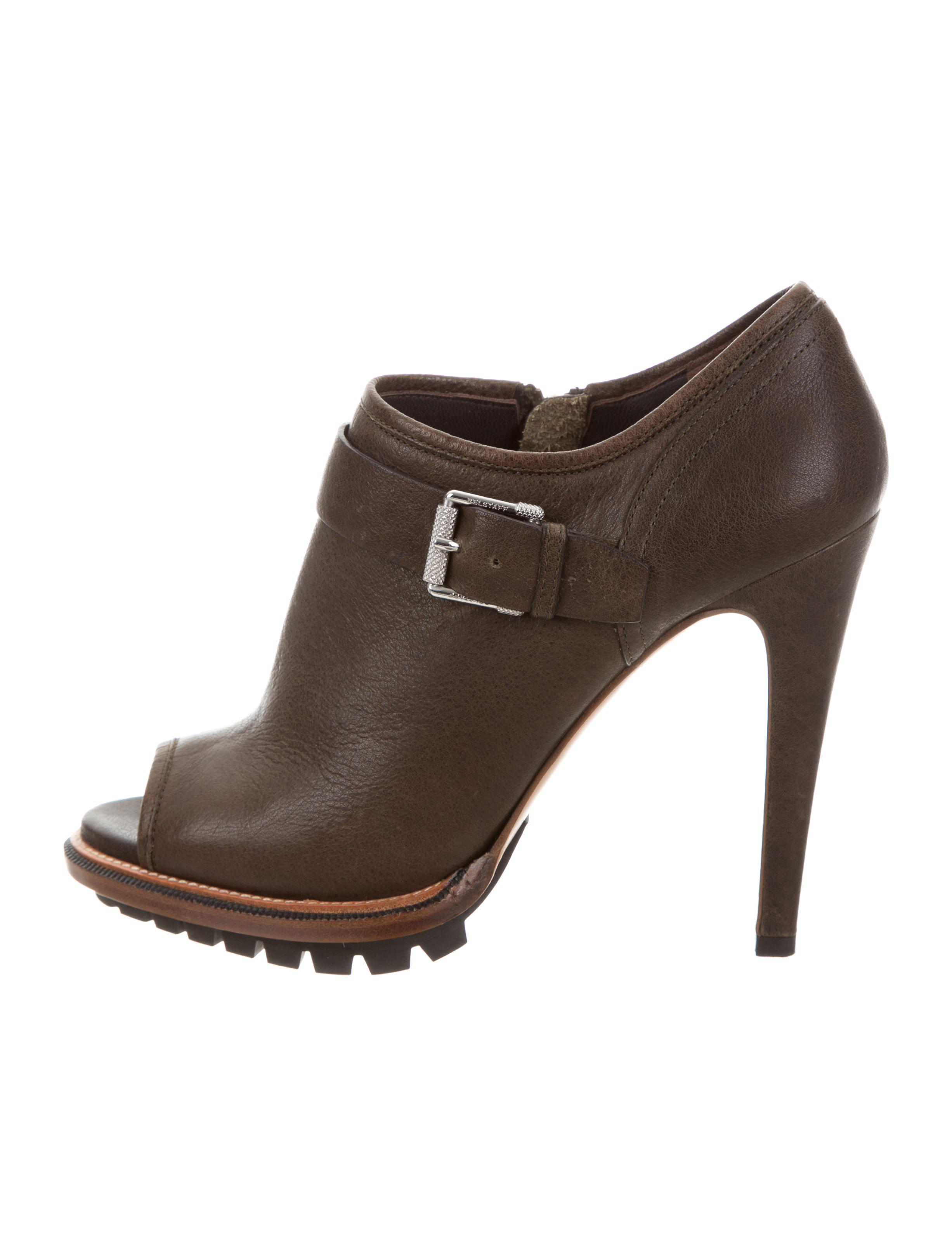 cheap sale free shipping extremely for sale Belstaff Shaftesbury Peep-Toe Booties w/ Tags big sale sale online sale original cheap wholesale fWRfC