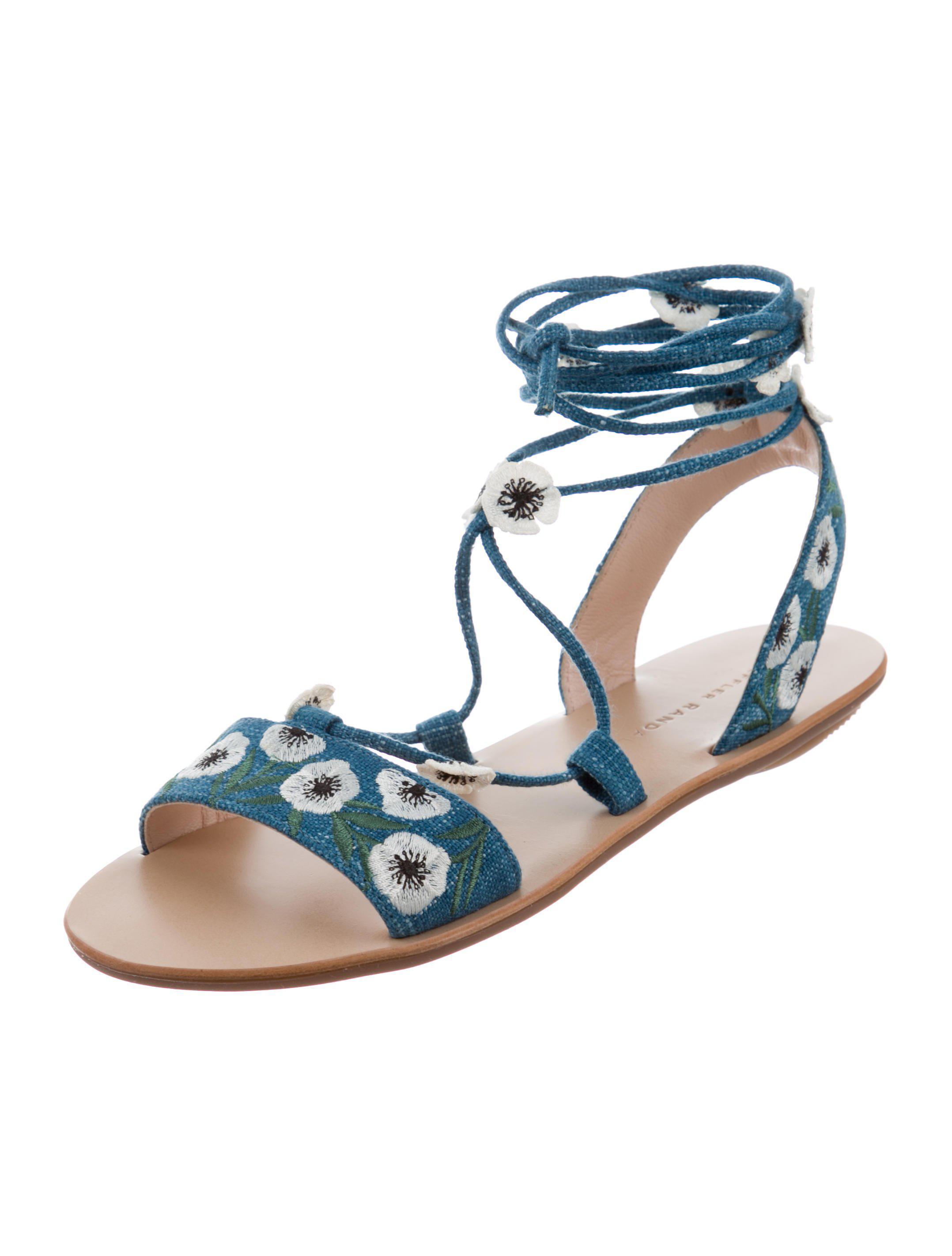 free shipping clearance best prices Loeffler Randall 2018 Fleura Sandals w/ Tags discount enjoy GdbU2GK7