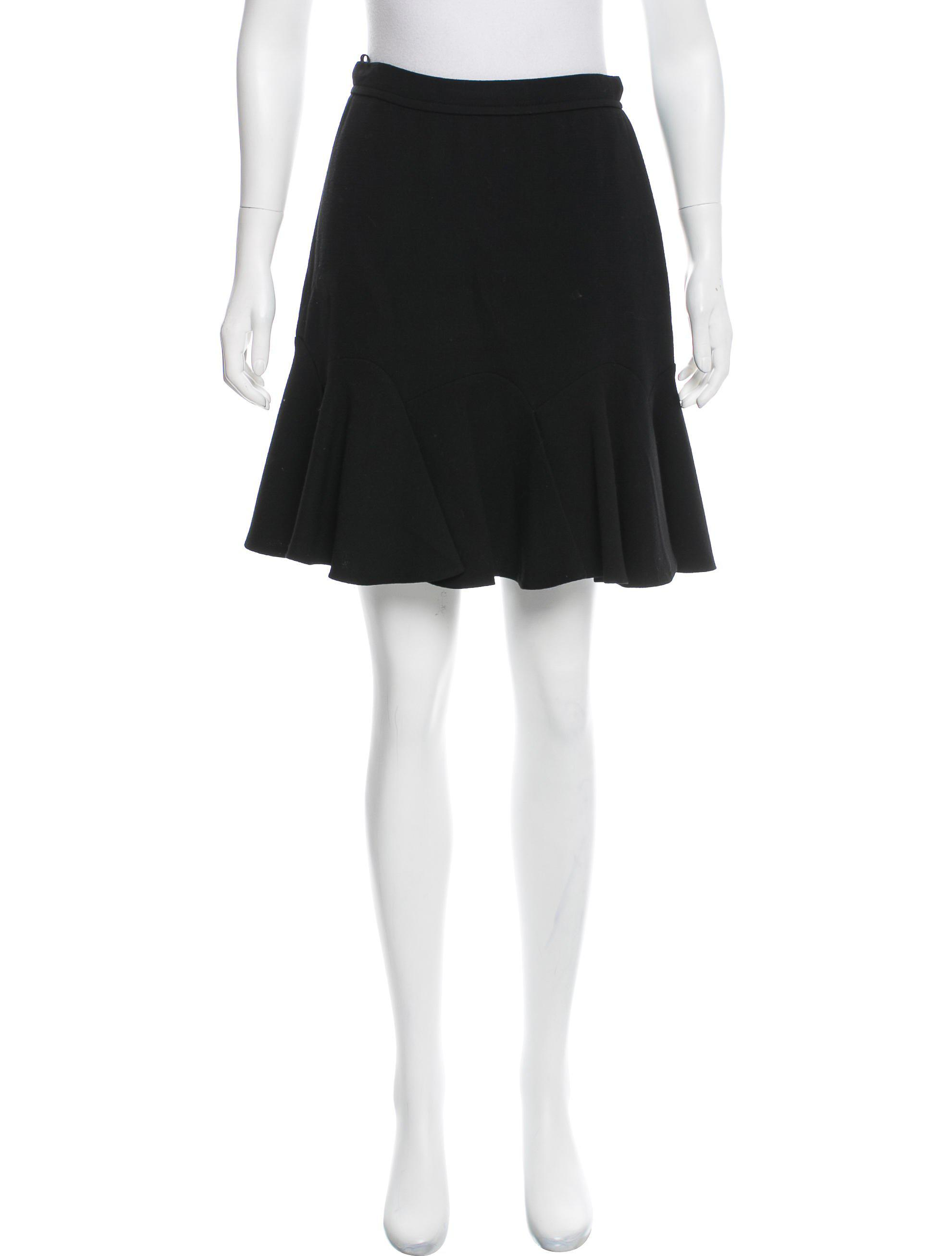 Jason Wu Virgin Wool Knee-Length Skirt w/ Tags Clearance Choice With Credit Card For Sale Clearance Fast Delivery Collections For Sale Cheap Explore Yk5RUuFgX