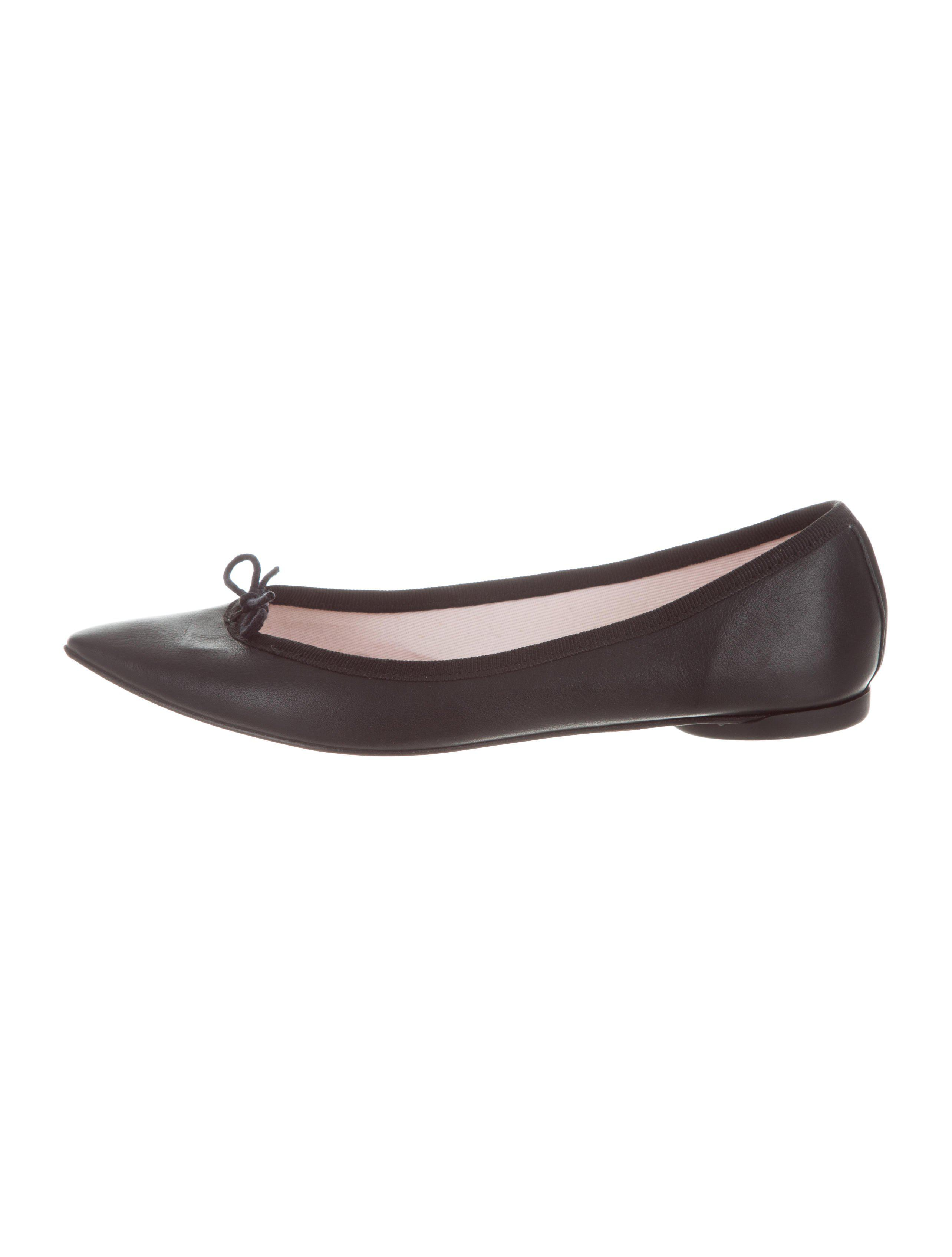 cheap Manchester Repetto Patent Leather Pointed-Toe Flats w/ Tags amazing price cheap price sale 100% guaranteed iFWlPLSIT