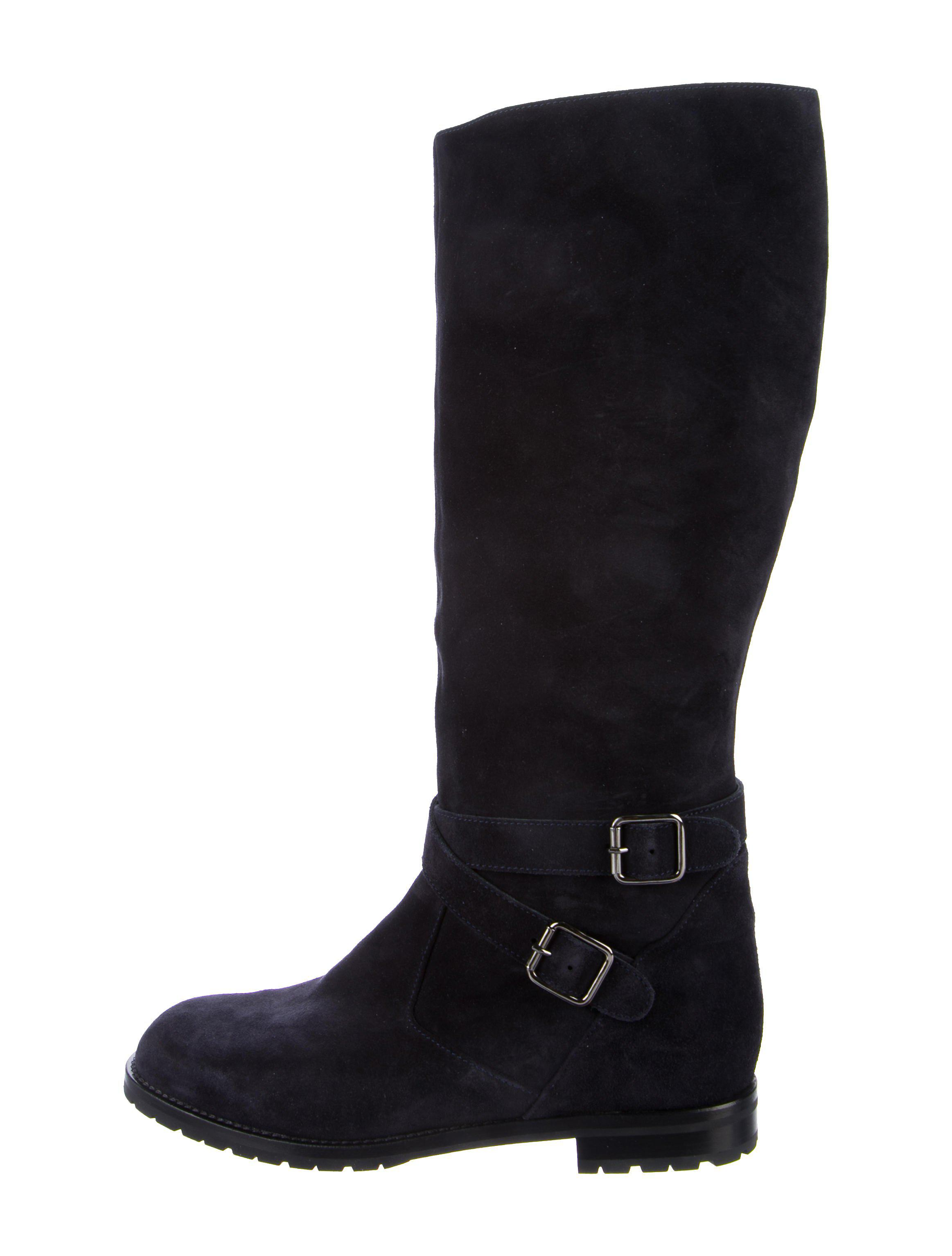 official site cheap online Manolo Blahnik Campocross Knee-High Boots comfortable online zMiaH2YTWi