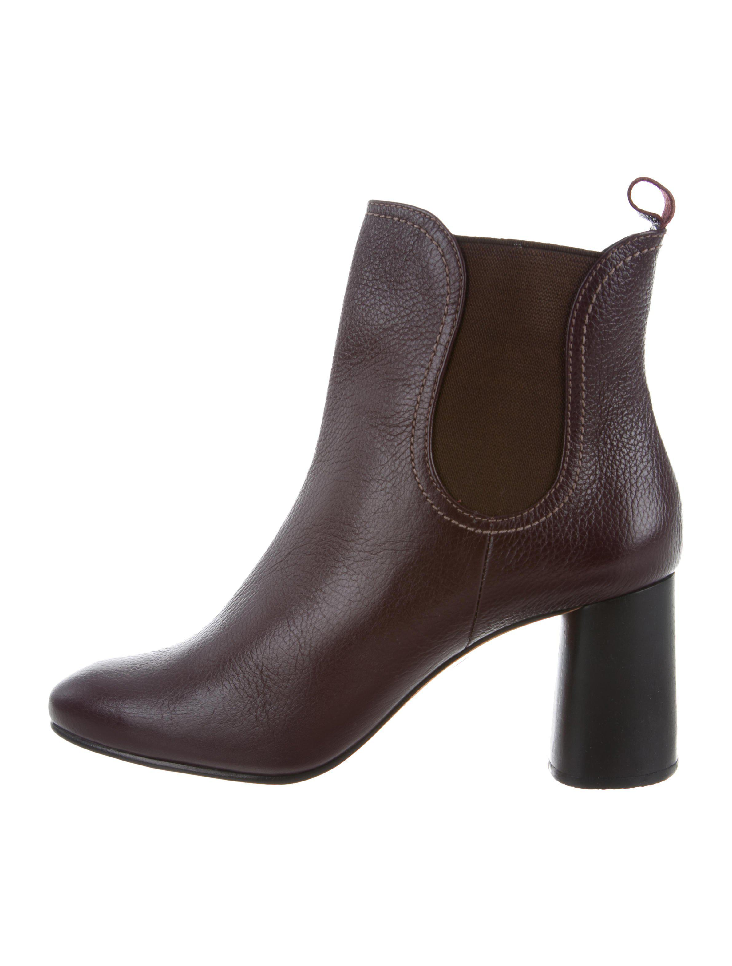 Rachel Comey Patent Leather Ankle Boots w/ Tags 100% guaranteed online 100% authentic for sale quality for sale free shipping FLCG4