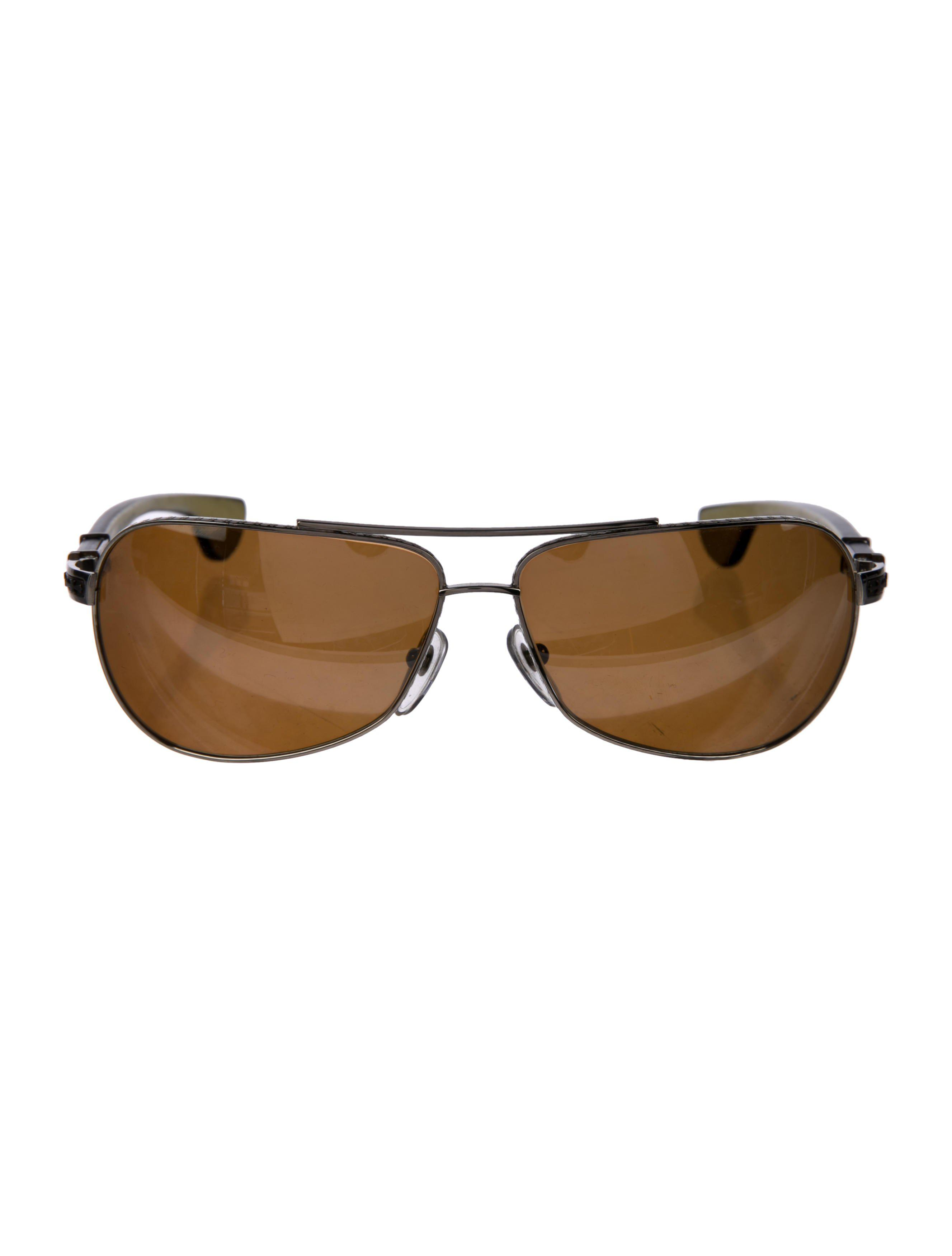 2f98ebb91913a Lyst - Chrome Hearts The Beast I Sunglasses Gold in Metallic