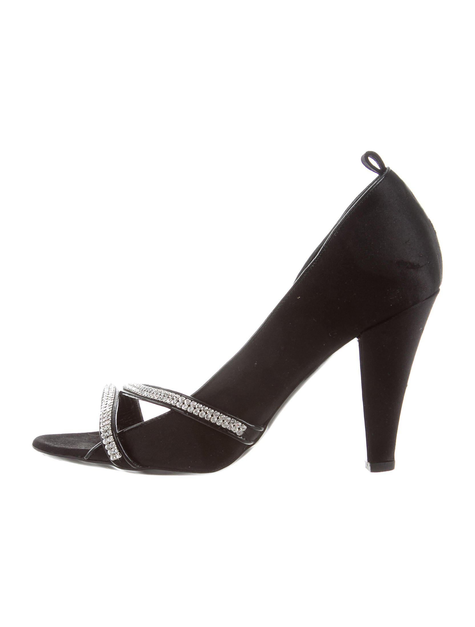shopping online sale online Judith Leiber Leather D'Orsay Pumps cheap best wholesale shopping online free shipping 3arfIPT2