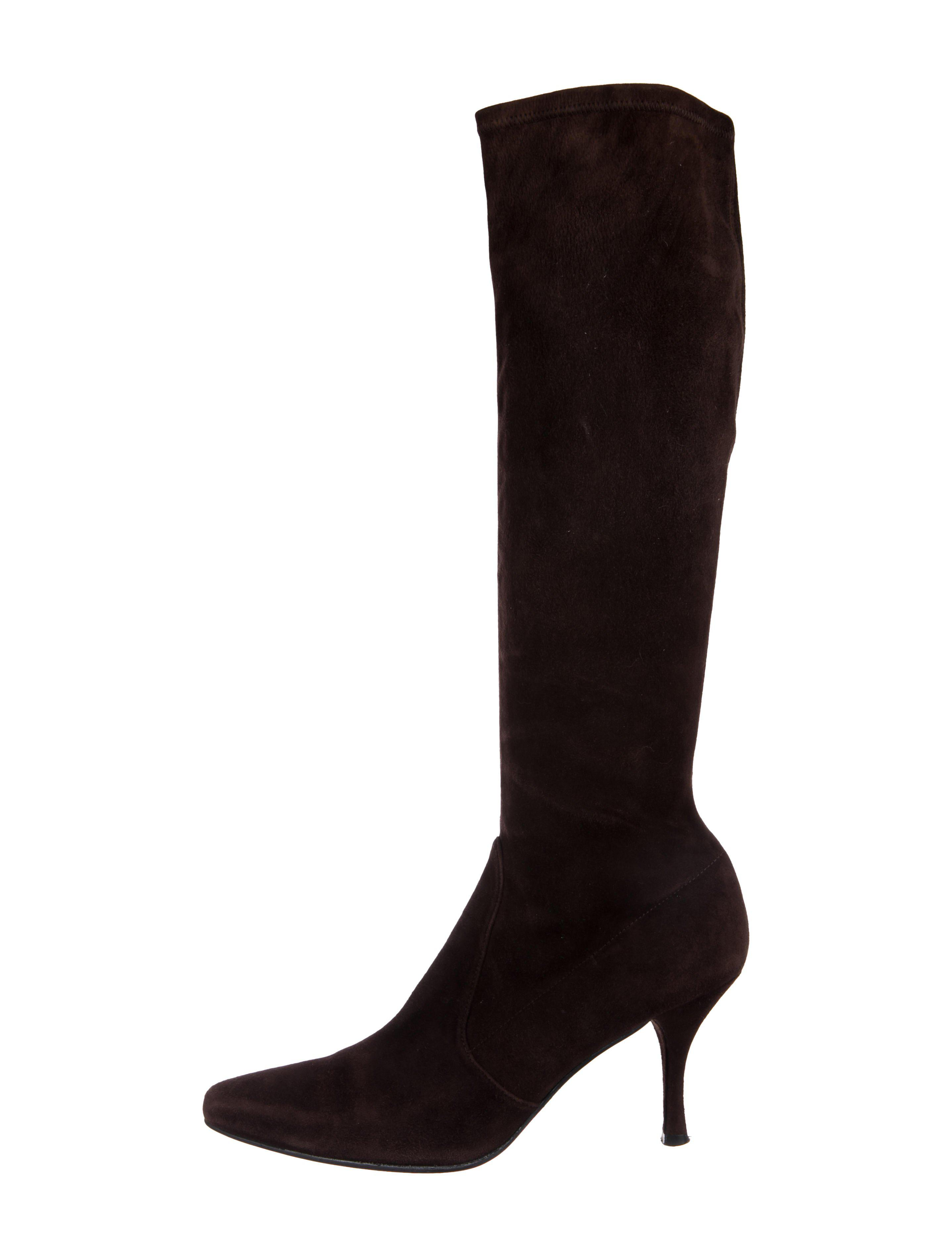 cheap sale extremely free shipping 2015 Stuart Weitzman Strapmein Knee-High Boots 2015 new for sale for cheap online 6BfiuhL