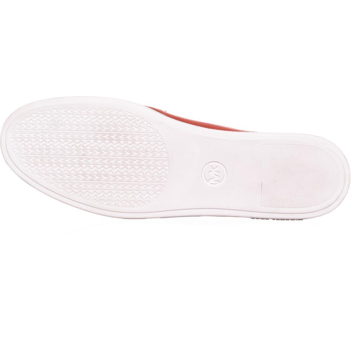 Lyst Michael Kors Callahan Moc Tassel Loafers In Red Clarette Sneakers Clarissa Black Gallery