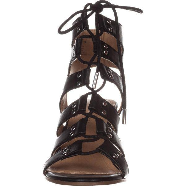 9140f7a5235e Madden Girl - Black Nyles Gladiator Sandals - Lyst. View fullscreen