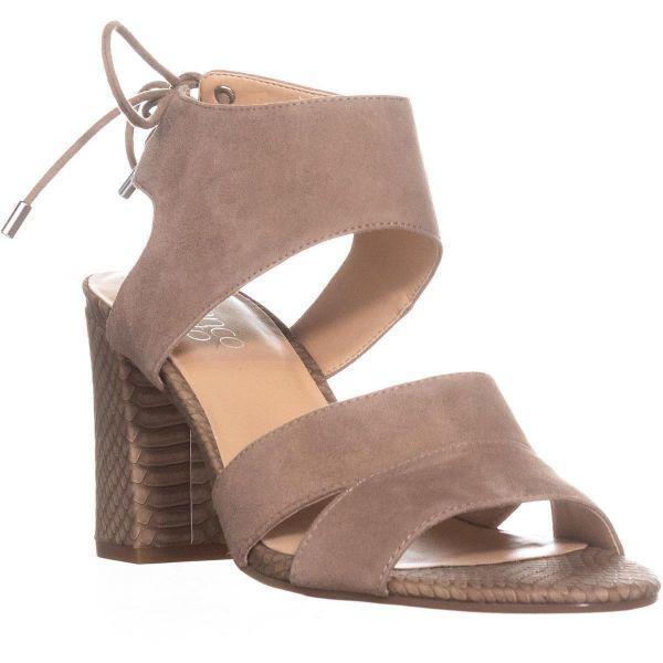 112bb093b751 Franco Sarto Gem Ankle Tie Sandals - Save 26.92307692307692% - Lyst