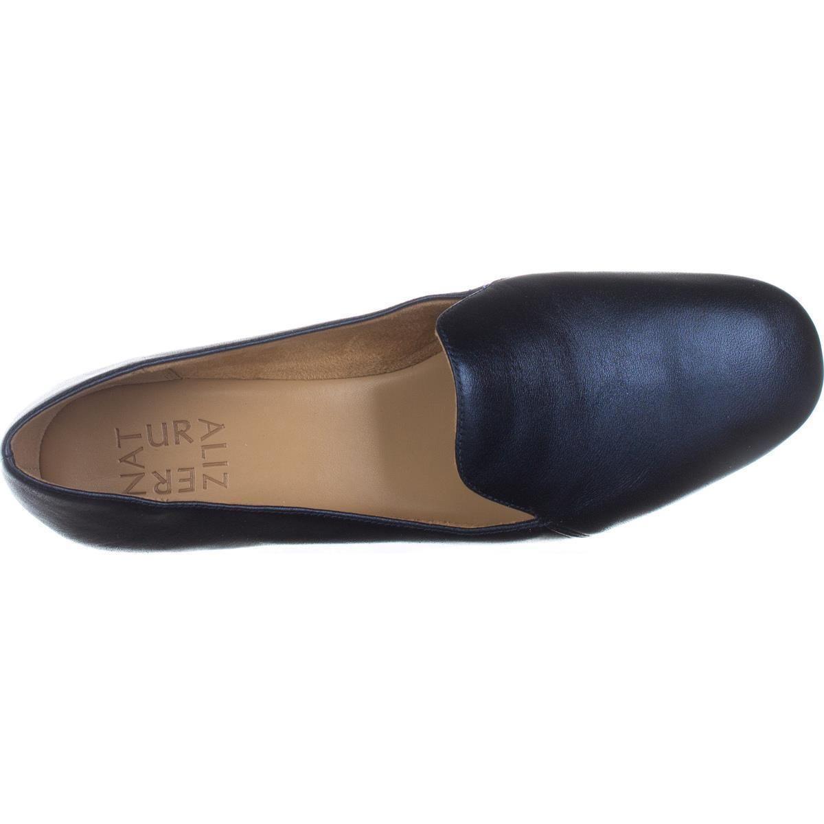 9a796b7cd28 Naturalizer - Blue Emiline Classic Slip On Loafers - Lyst. View fullscreen