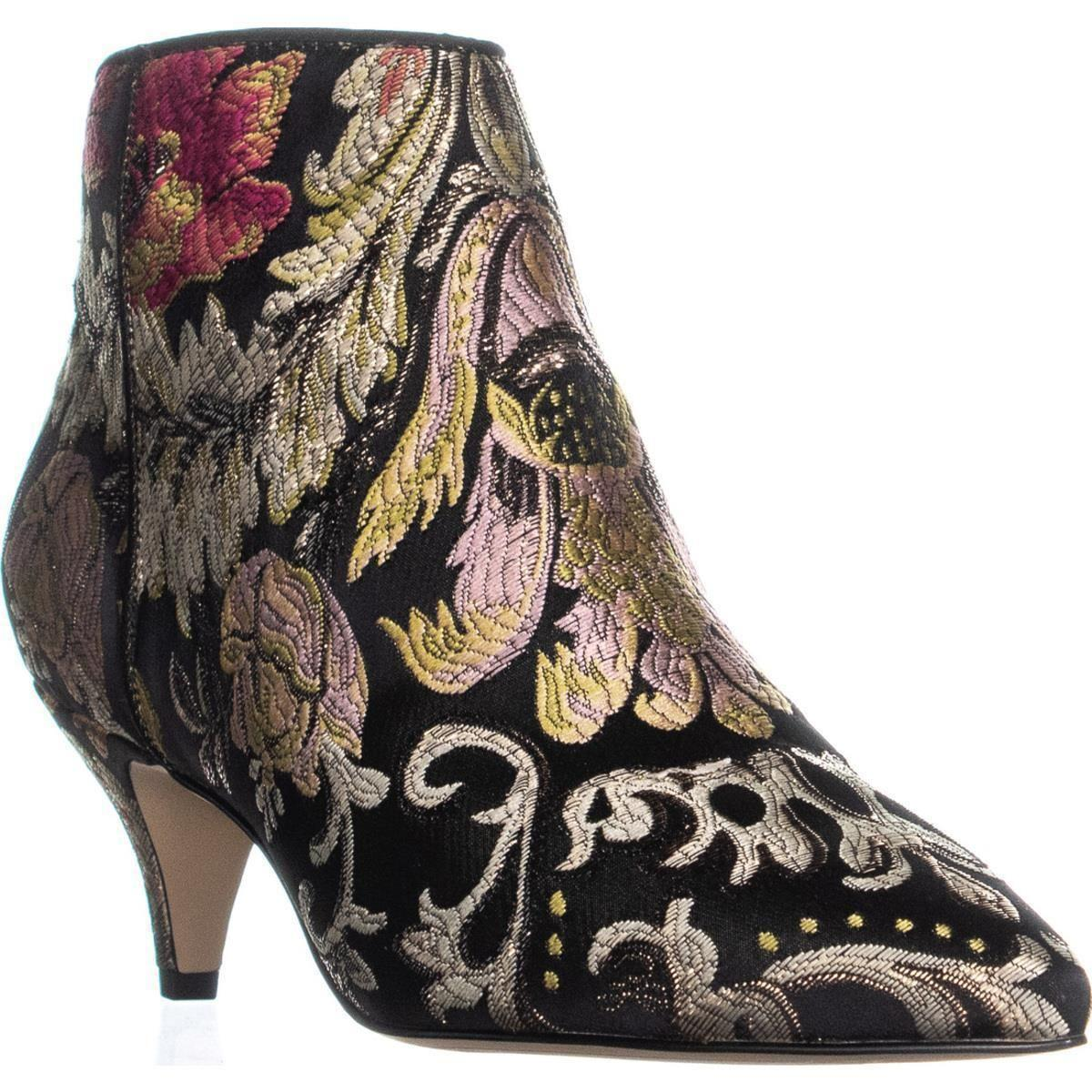 a6faad75e395 Lyst - Sam Edelman Kinzey Ankle Boots in Black - Save 13%