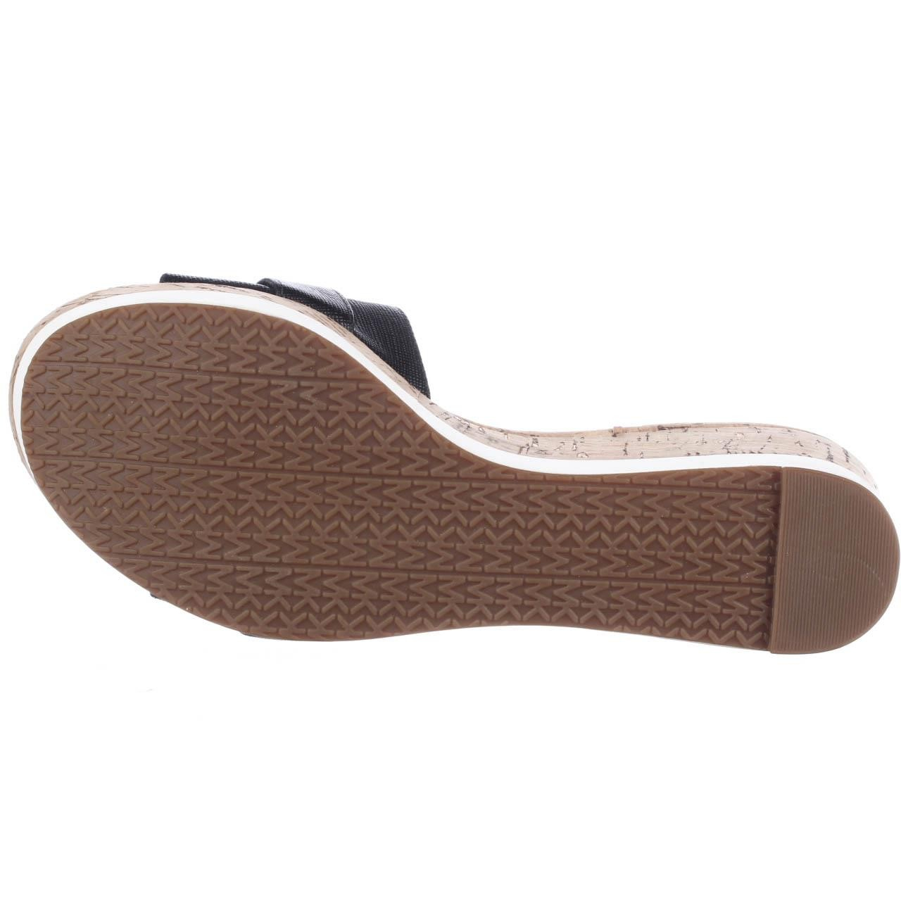 Lyst Michael Kors Michael Warren Platform Slide Sandals
