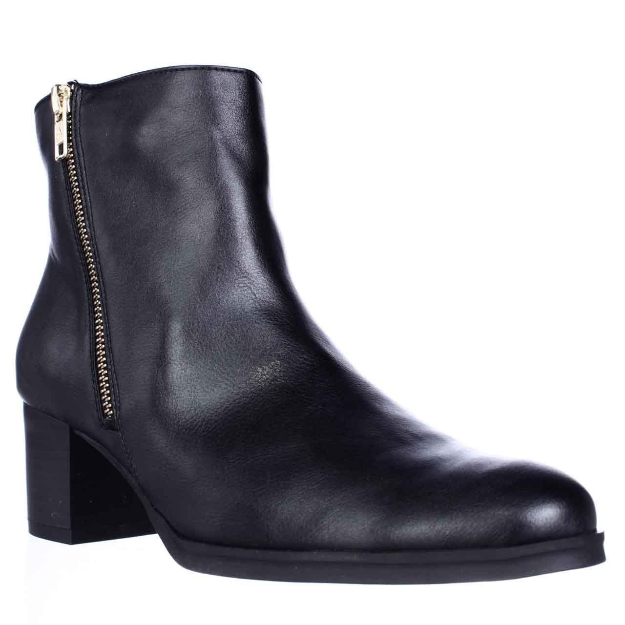 aerosoles boomerang ankle boots in black save 46 lyst