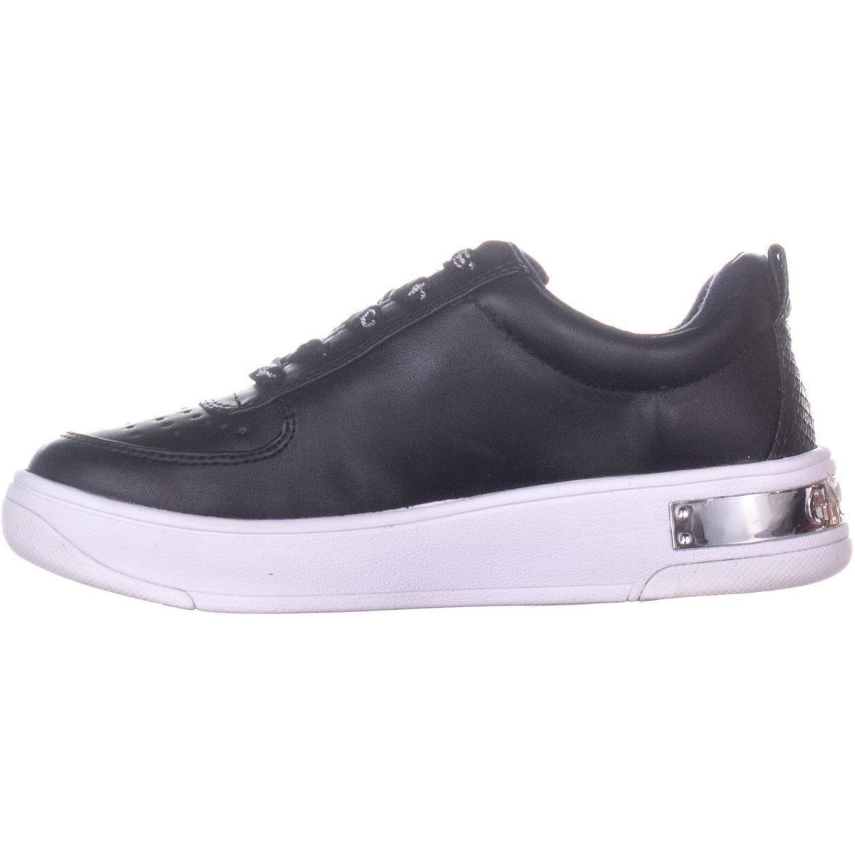 94e466cac56c Guess - Black Hype Platform Lace Up Fashion Sneakers - Lyst. View fullscreen