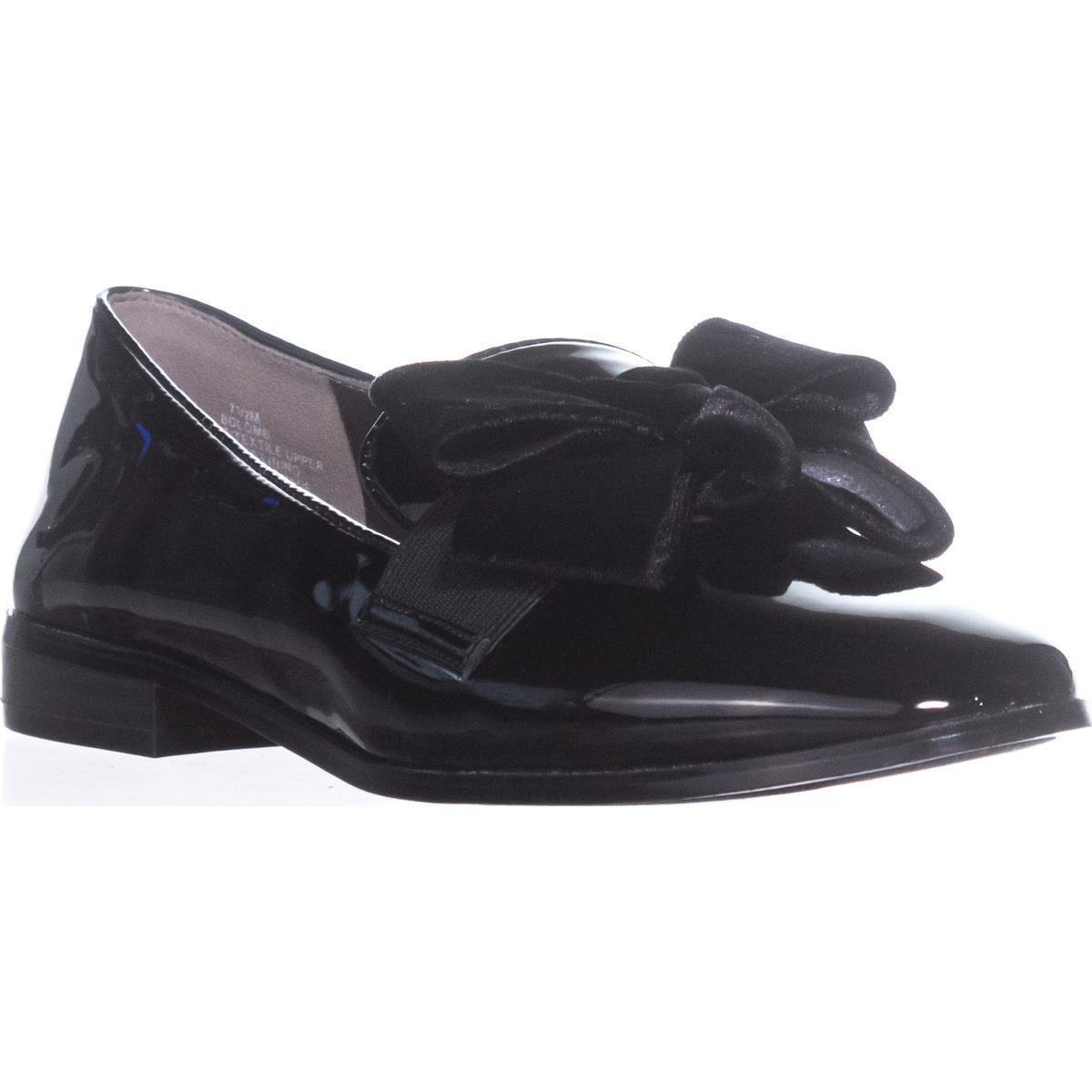 3d140dd4e90 Bandolino Lomb Slip On Loafers in Black - Lyst