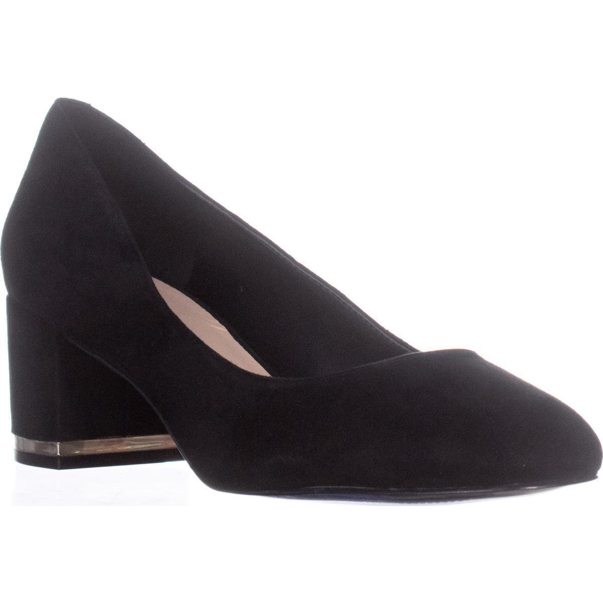 bd878c78ef27 Lyst - ALDO Falia Kitten Heel Pumps in Black
