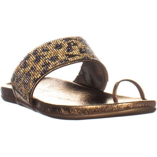 In 2 Flat Toe Sandals Cole Ring Reaction Slim Tricks Lyst Kenneth IY29DWeEH