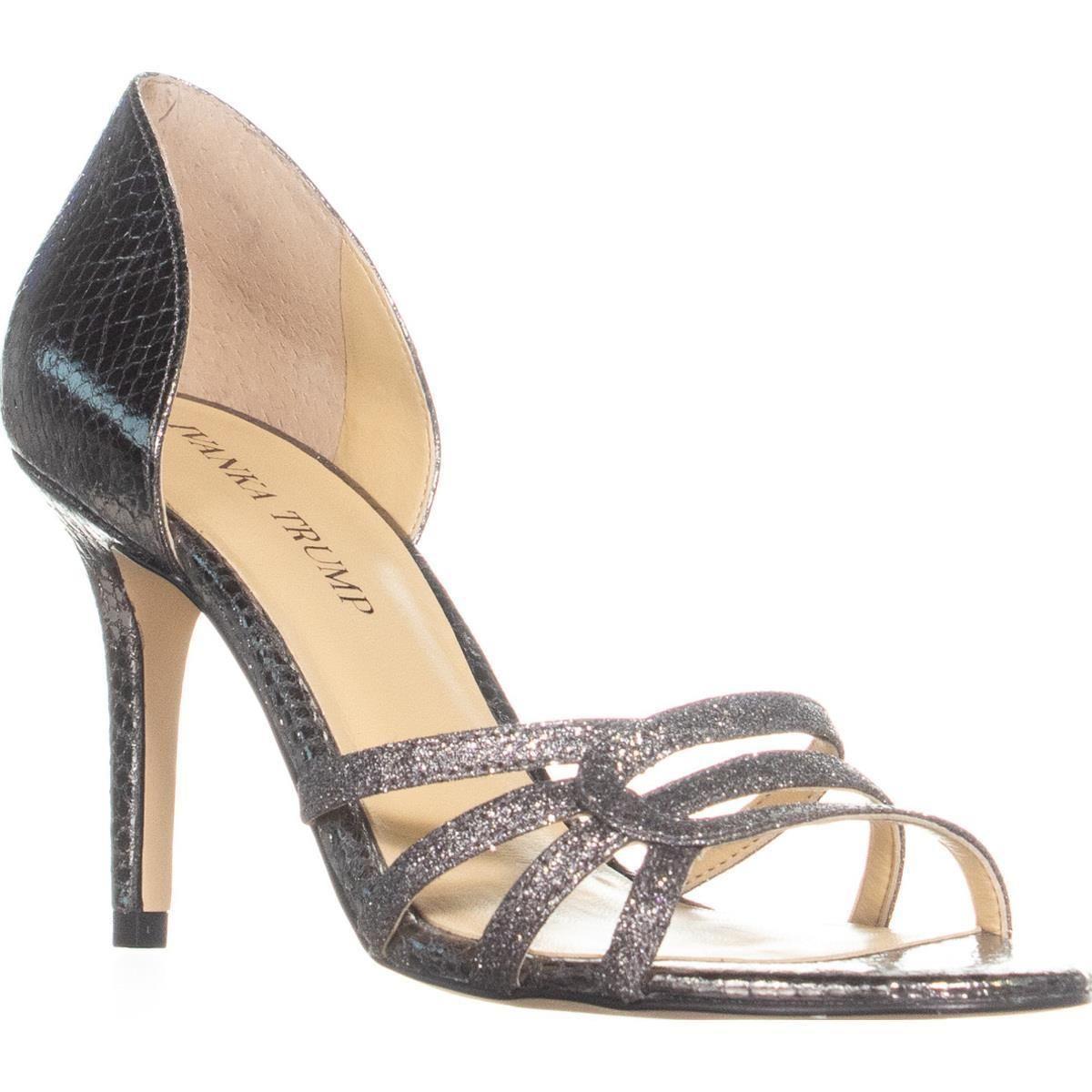 b7260efd647 Ivanka Trump Lady2 Evening Sandals in Metallic - Save 12% - Lyst