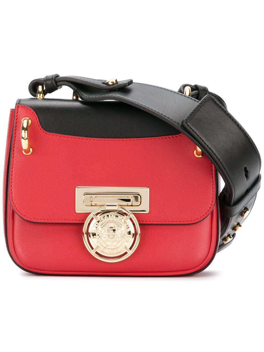 733435318cfd Lyst - Balmain Renaissance 18 Shoulder Bag in Red - Save 42%
