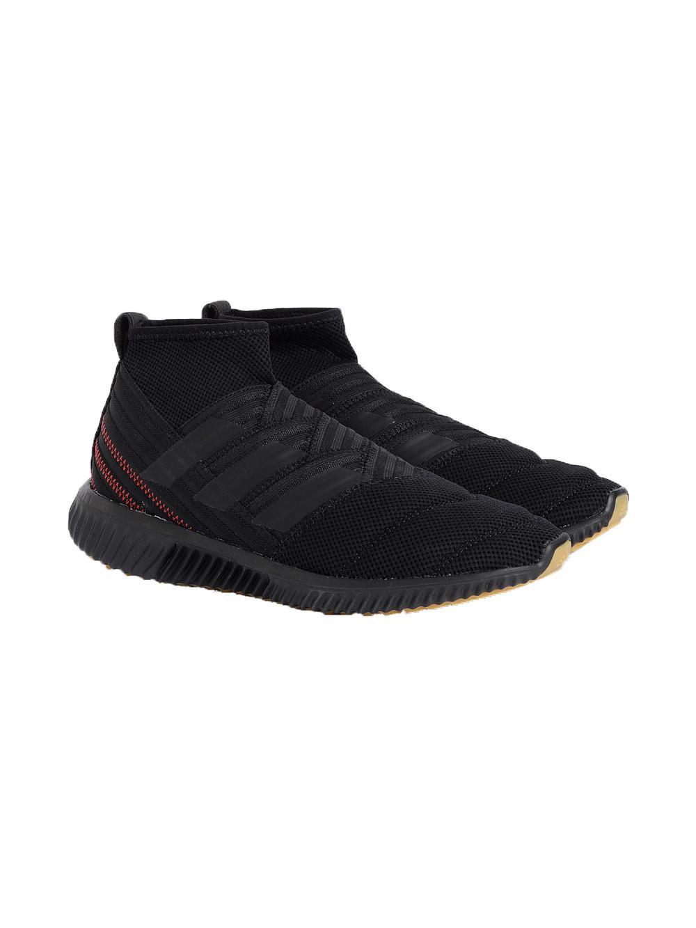 Nemeziz Lyst Adidas negro mediados de TR zapatillas en negro para hombres
