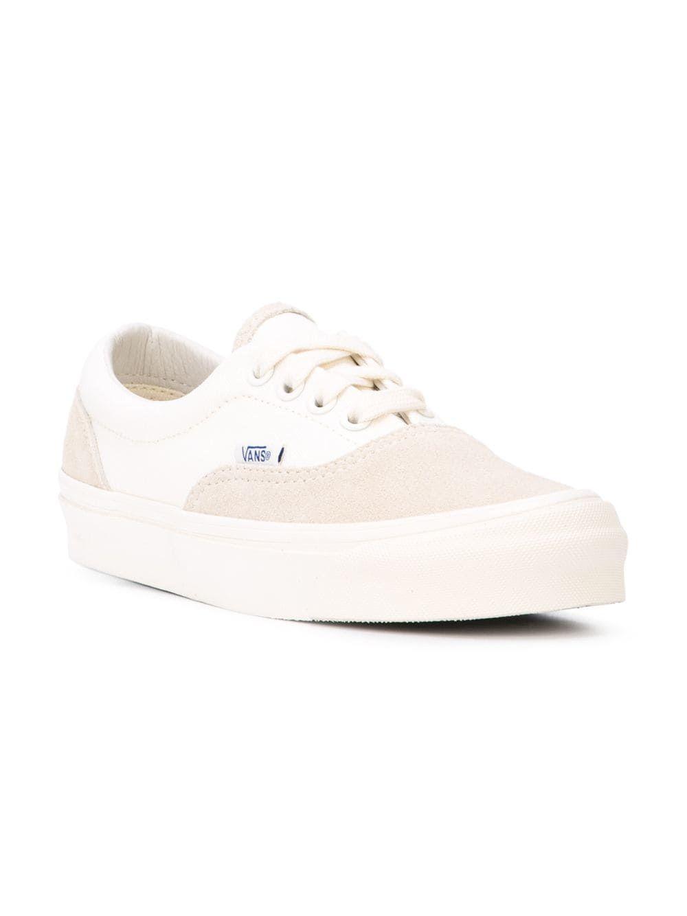 c60f05f64d Vans Beige Ua Og Era Lx Sneakers in Natural for Men - Lyst