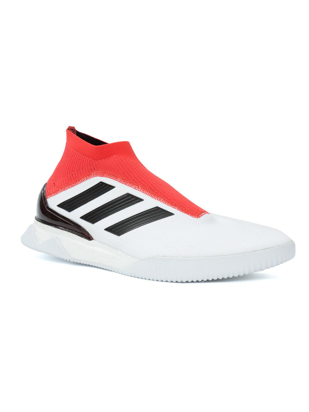 1e0d820f0651 Lyst - adidas Predator Tango 18+ Sock Sneakers in Red
