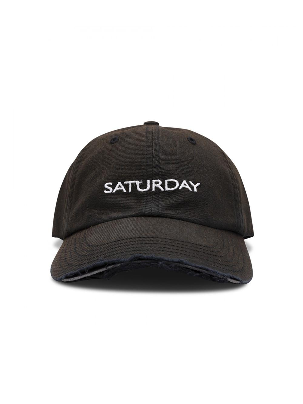 449a14c9a33e8 Vetements Weekday Cap in Brown for Men - Lyst