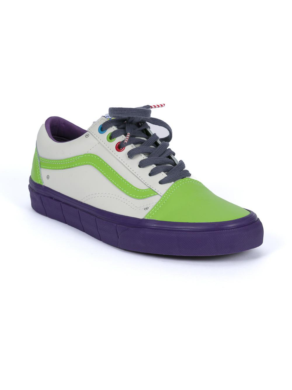 ebe2afc30512 Vans X Toy Story  buzz Lightyear  Old Skool Sneakers for Men - Lyst