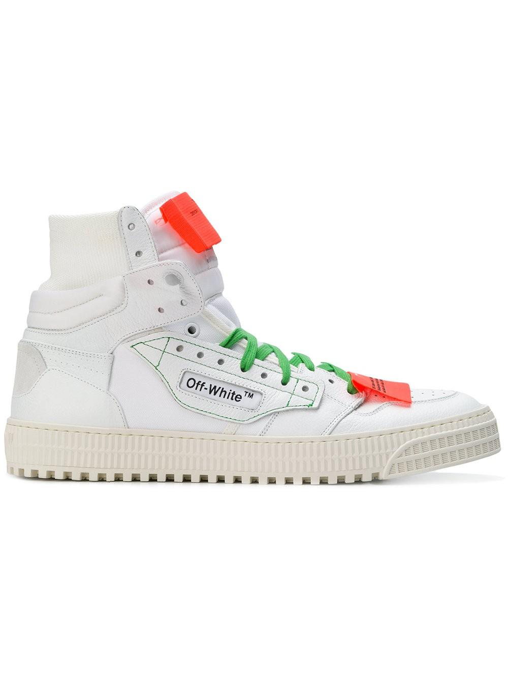 d28efe2e28dc10 Lyst - Off-White c/o Virgil Abloh White Low 3.0 Sneakers for Men