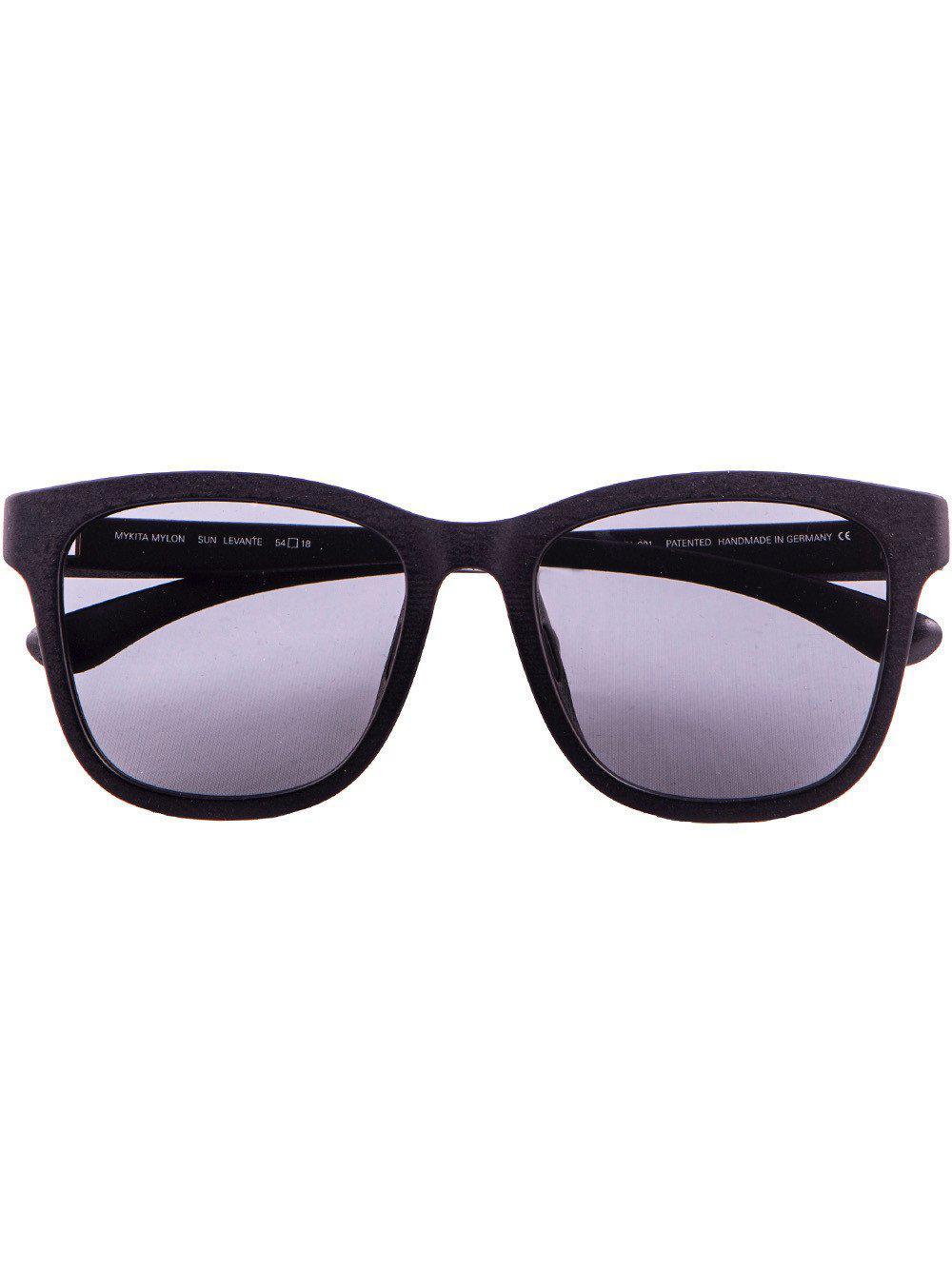1e7aa367a9 Lyst - Mykita Mylon Levante Sunglasses in Black