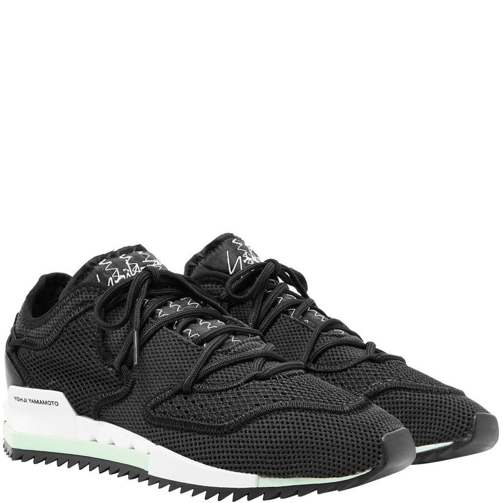 078fa0bc46a729 Lyst - Y-3 Harigane Ii Trainers Black in Black for Men
