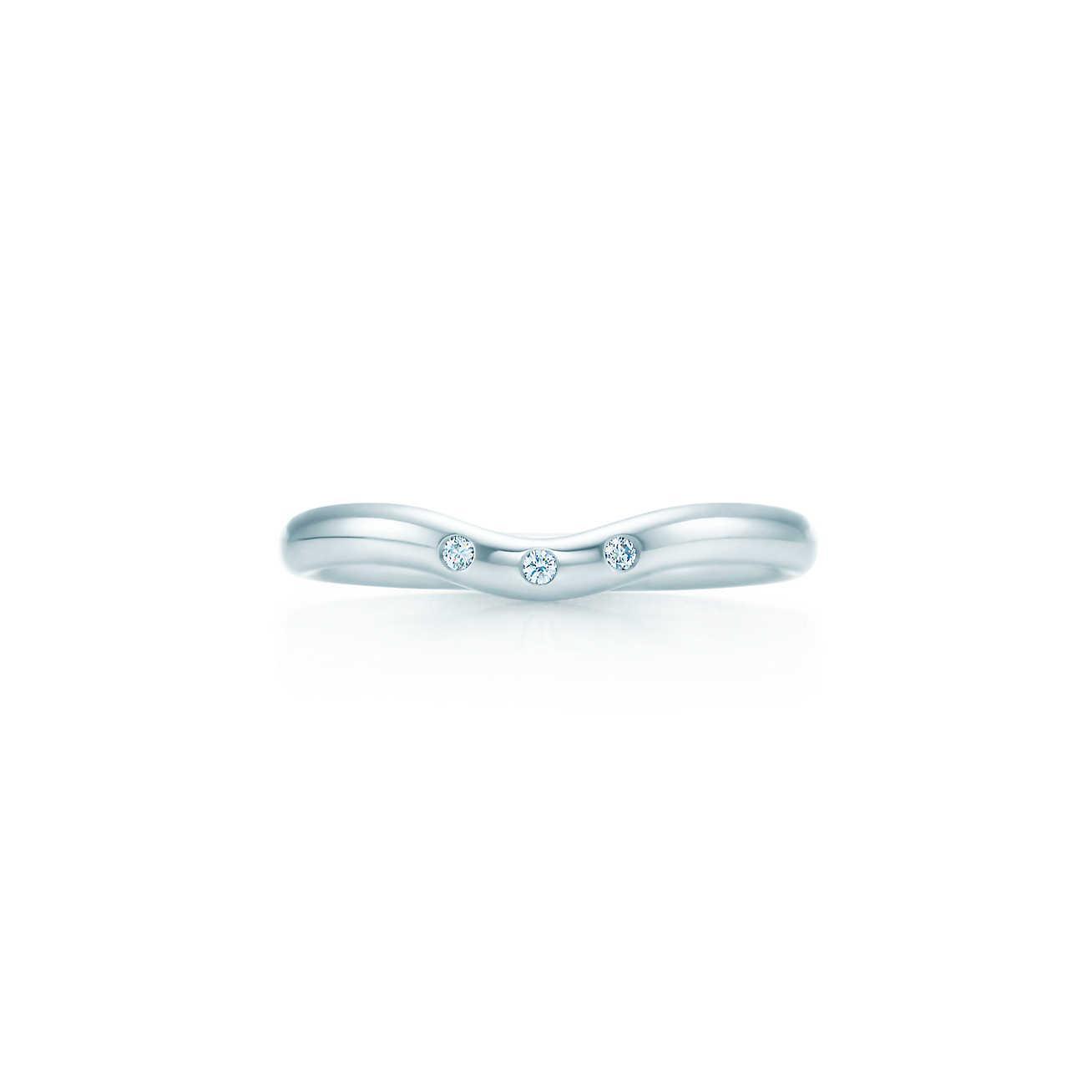 Elsa Peretti Full Heart ring in sterling silver, 11 mm wide - Size 6 1/2 Tiffany & Co.