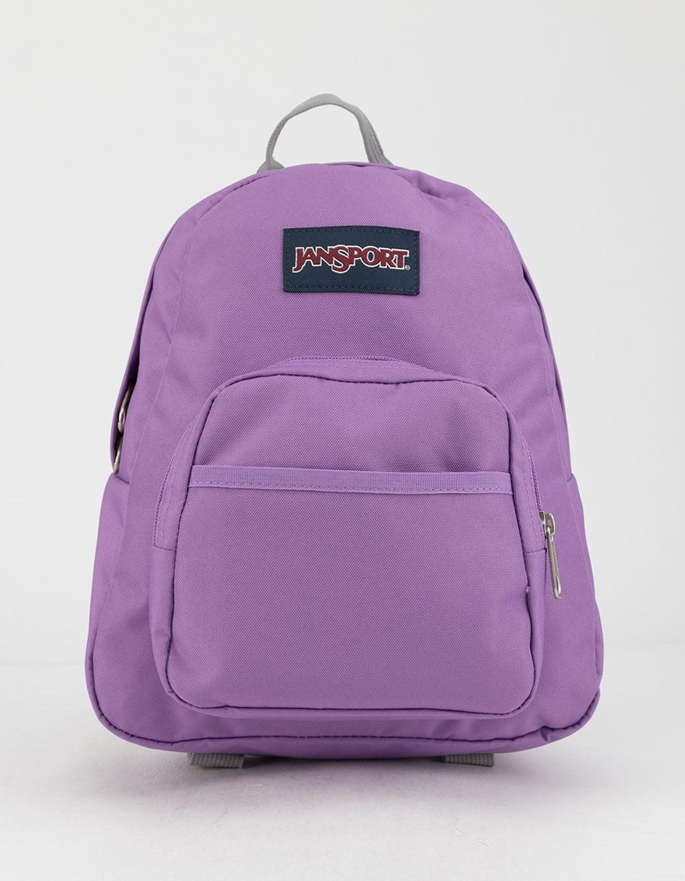 60eeae14a6 Lyst - Jansport Half Pint Vivid Lilac Mini Backpack in Purple - Save 4%