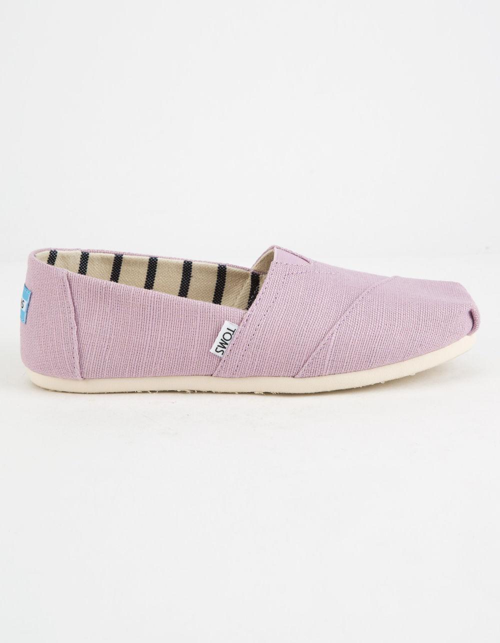 TOMS ALPARGATA - Slip-ons - purple/soft lilac oA7XL