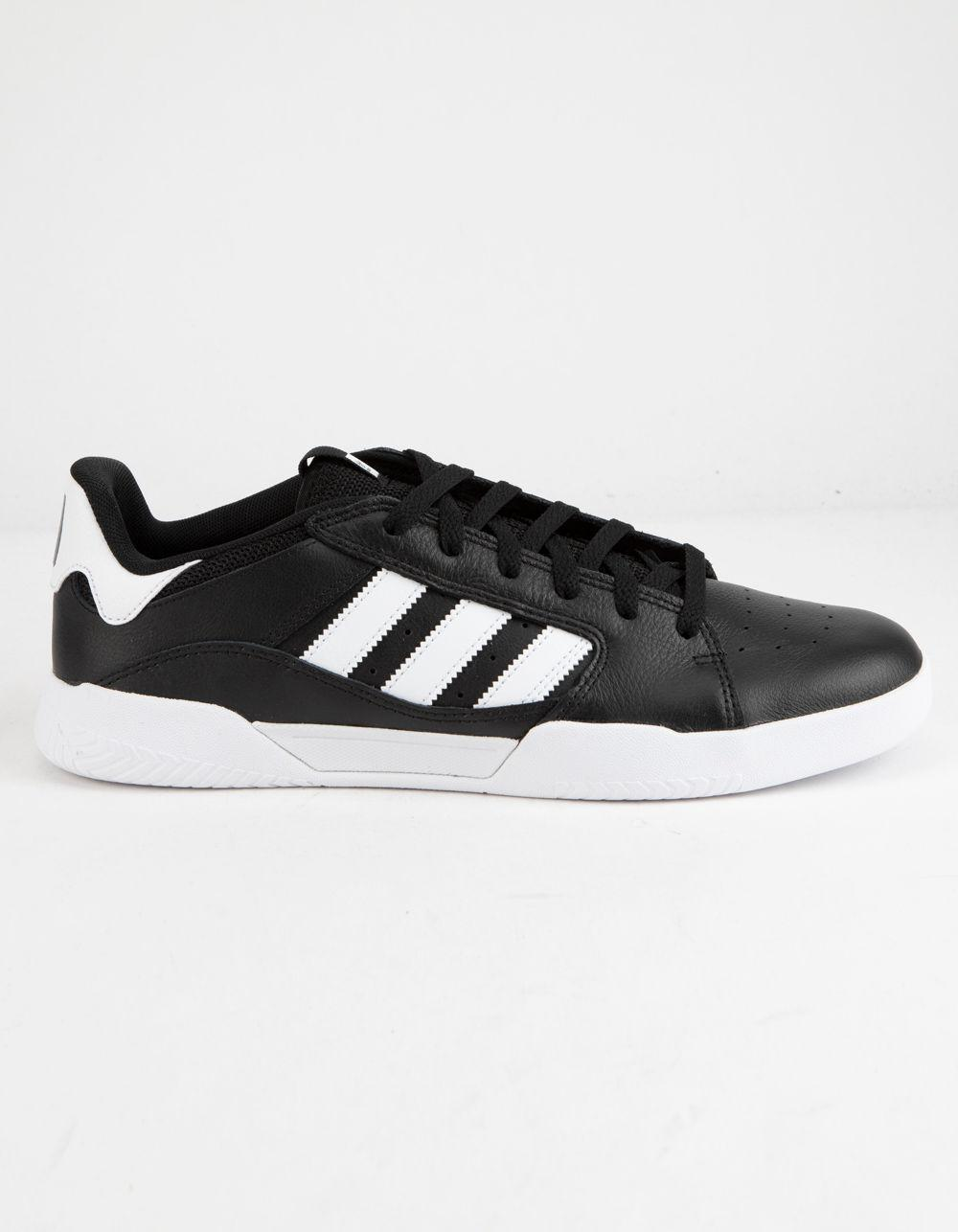 4f26e16326d7 Lyst - adidas Vrx Cup Low Mens Shoes in Black for Men