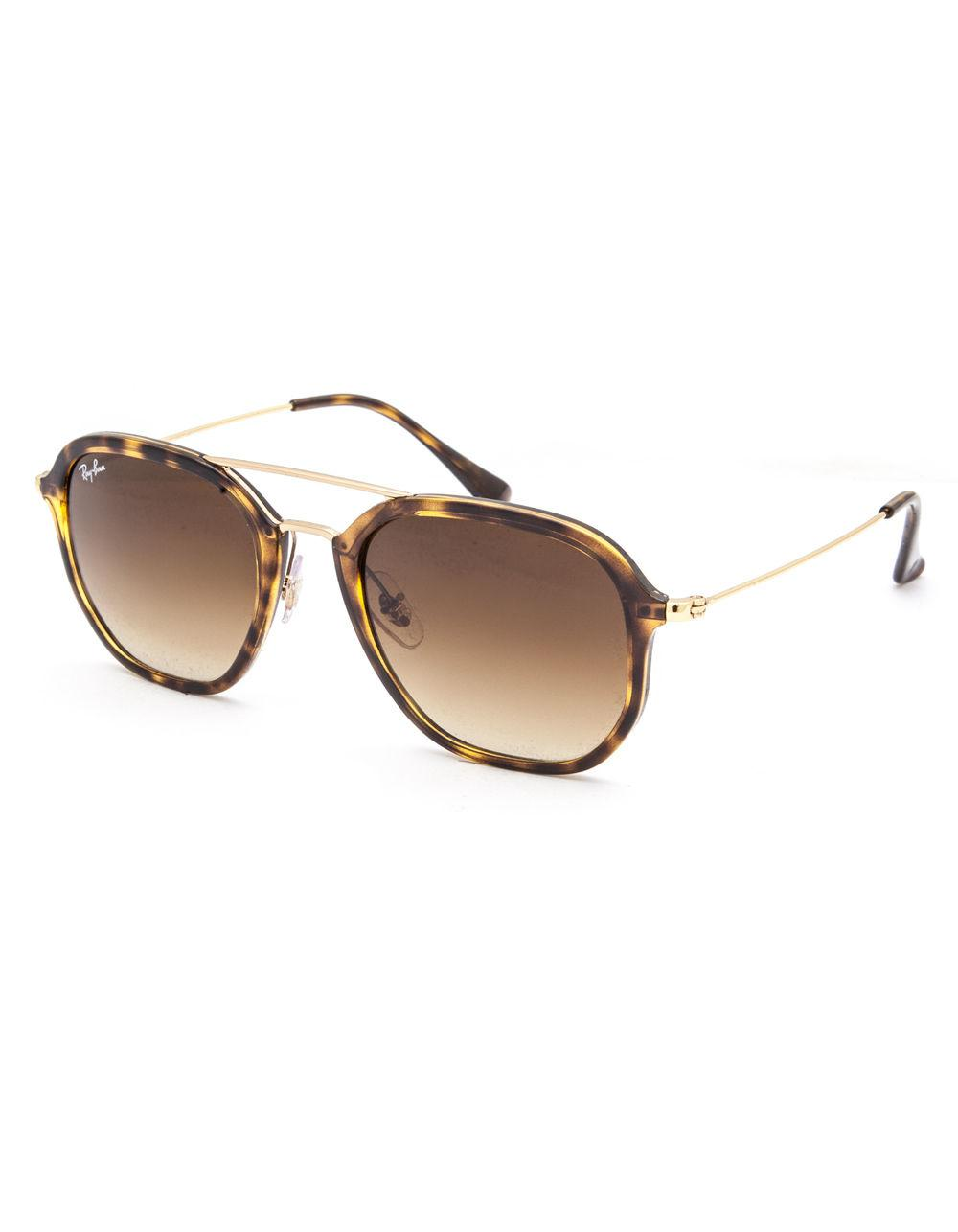 c072c84c1a Lyst - Ray-Ban Rb4273 Sunglasses in Brown