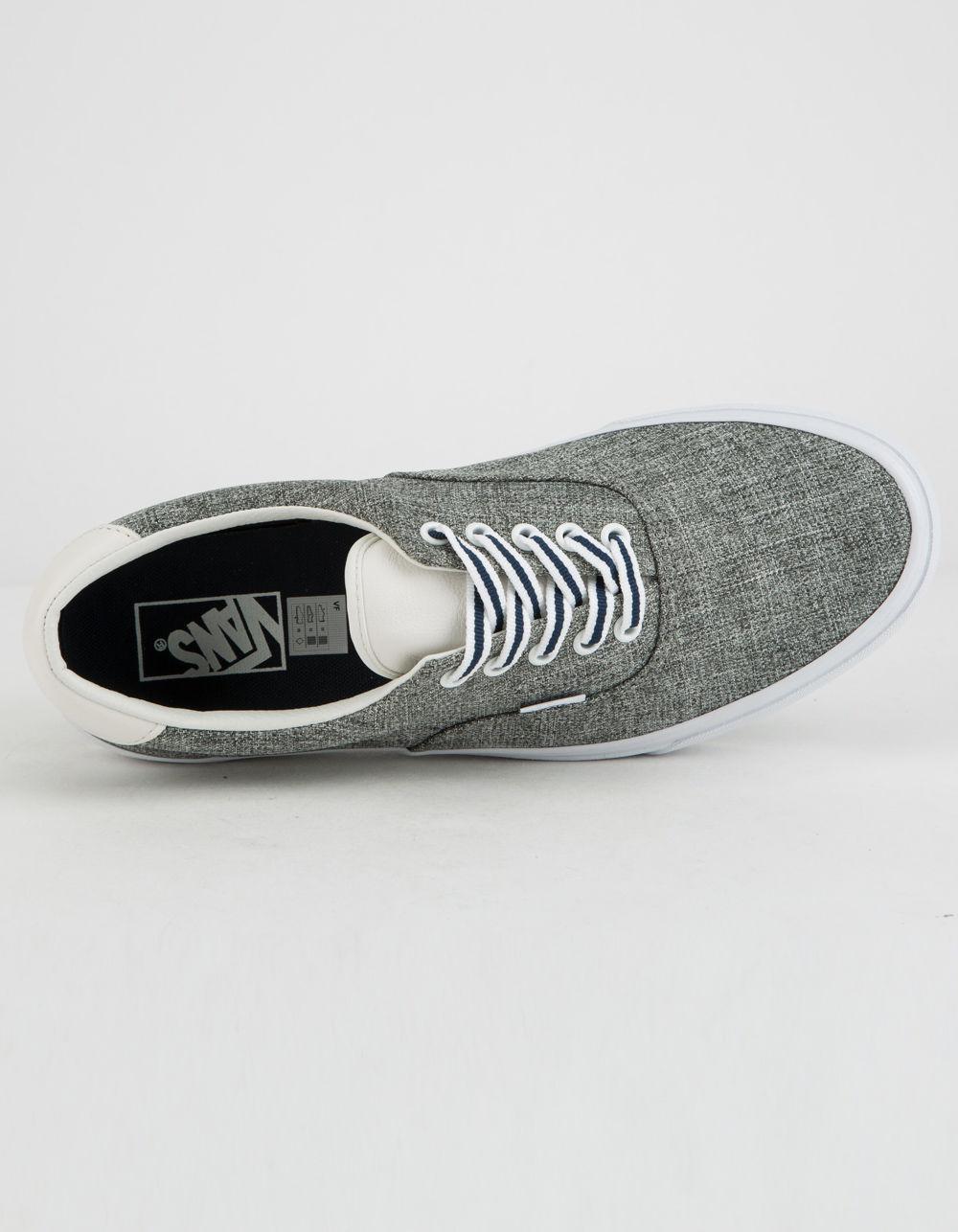 Lyst - Vans Varsity Era 59 Shoes in Gray for Men 1ea8c1827