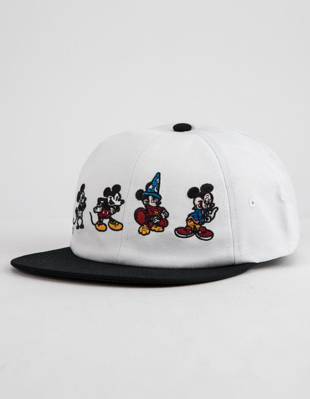 Lyst - Vans Disney X Mickey Through The Ages Mens Strapback Hat in ... cb3338ed0