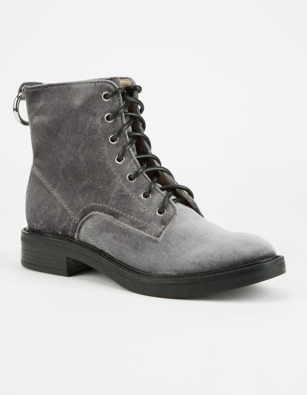 Dolce Vita Bardot Lace-Up Ankle Boot (Women's) FGbhohvuUt