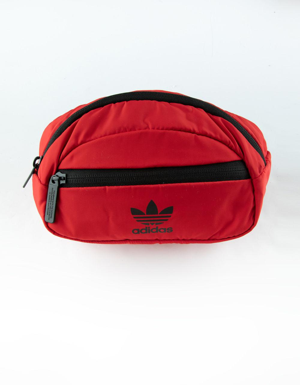 6ebf8b6fc866 Lyst - adidas Originals National Red Fanny Pack in Red for Men